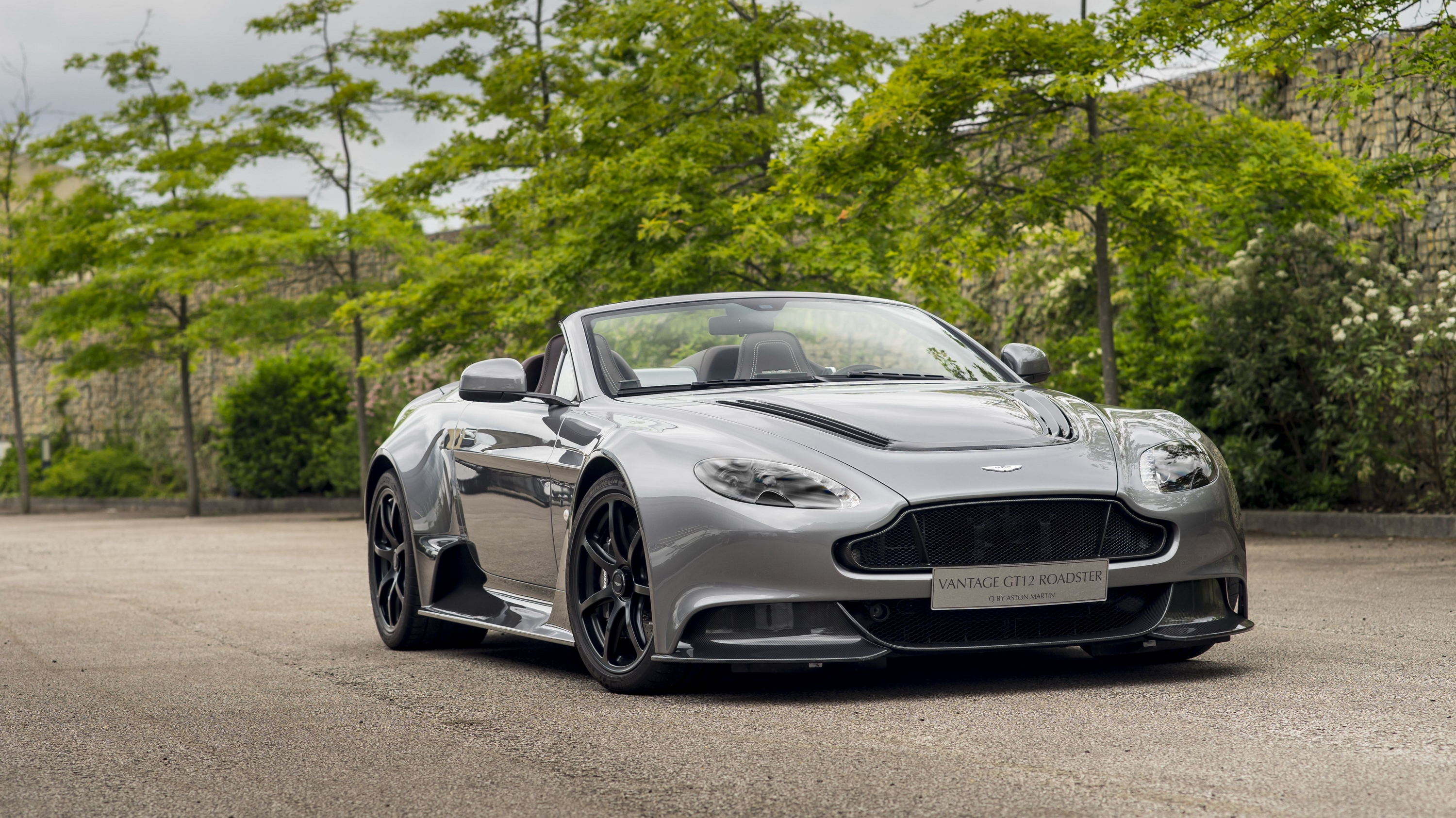 2016 aston martin vantage gt12 roadster review - top speed