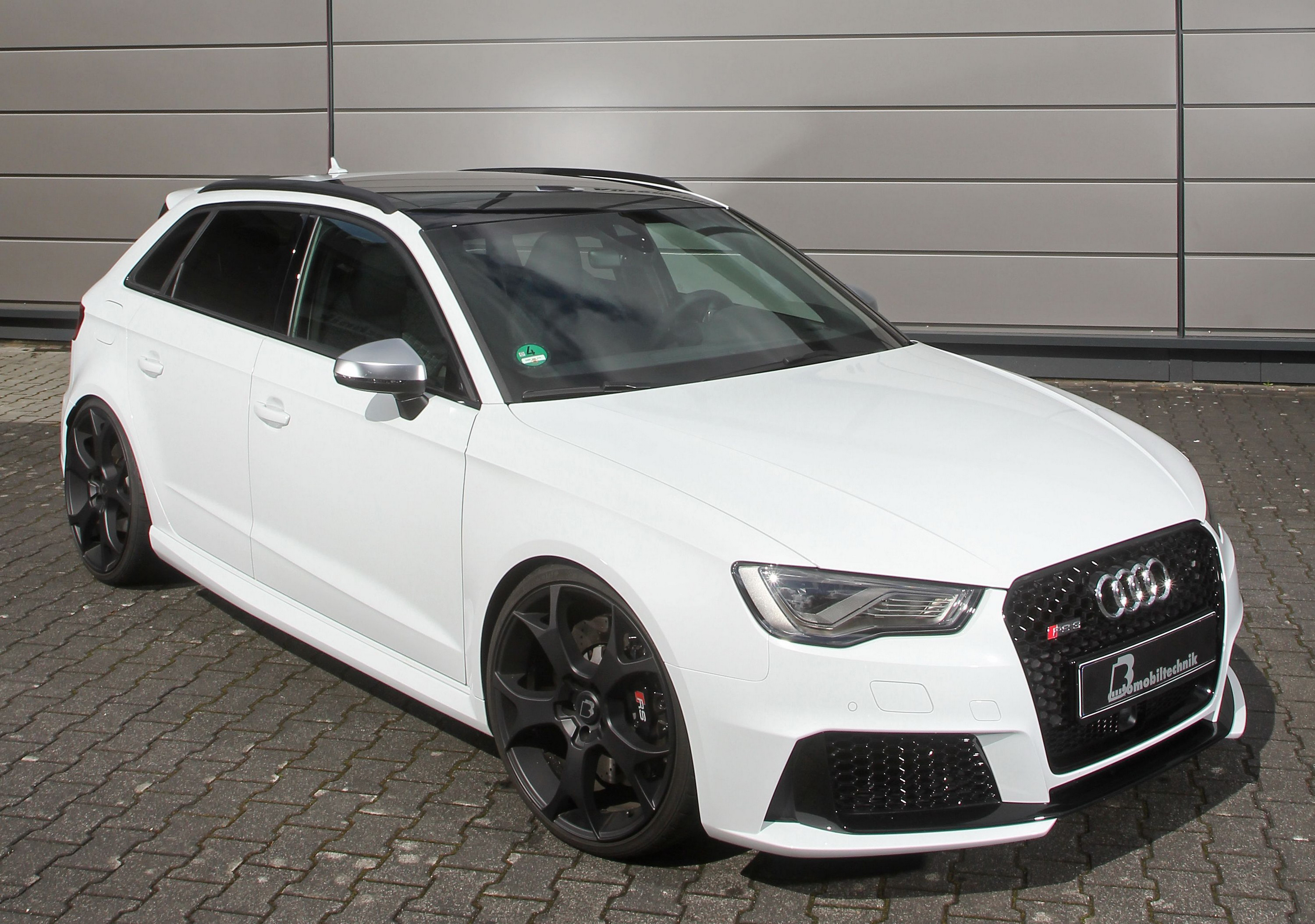 2018 Audi RS3 By ABT Sportsline | Top Speed