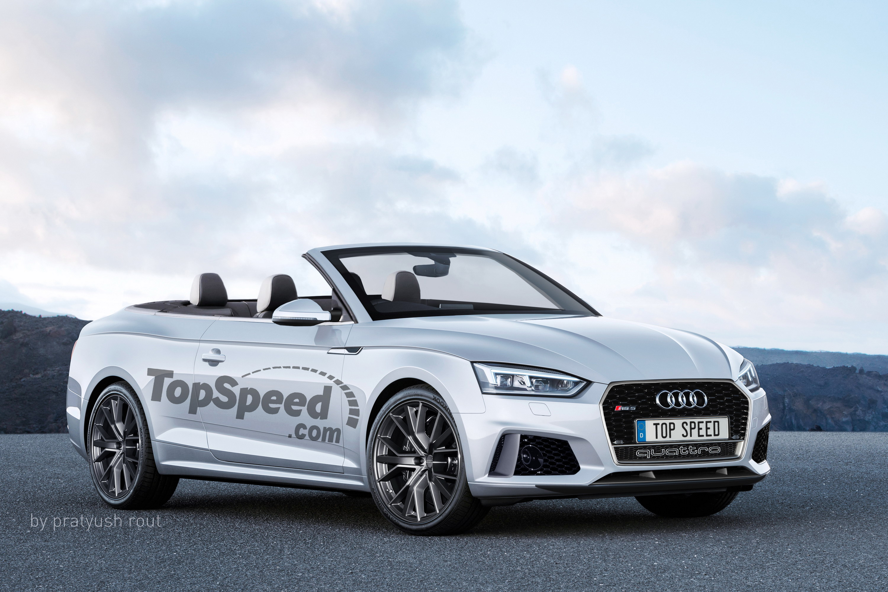 2018 Audi Rs5 Cabriolet Top Speed