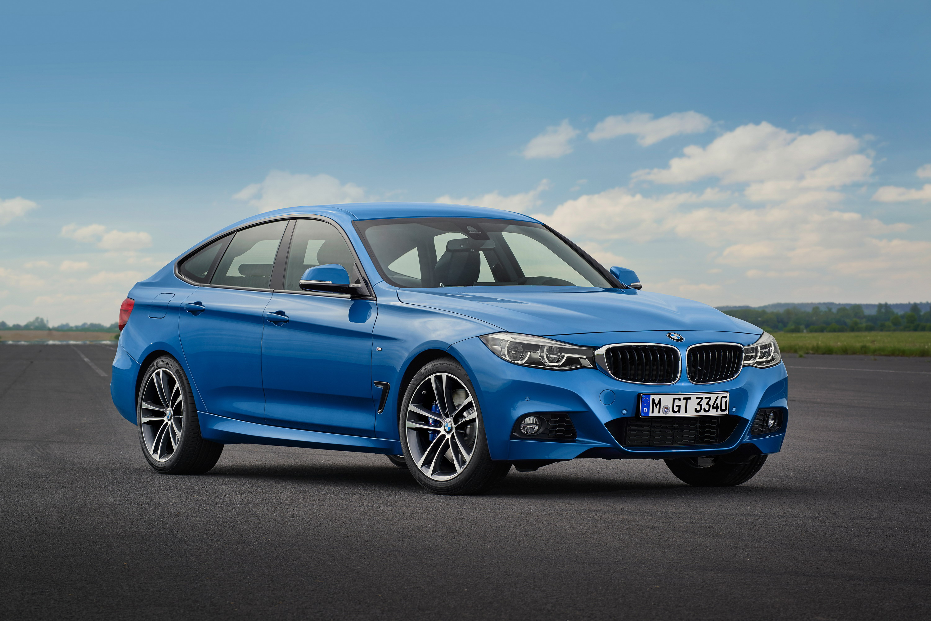 Rumors Say That The Bmw 3 Series Gt Isn T Long For This World Top
