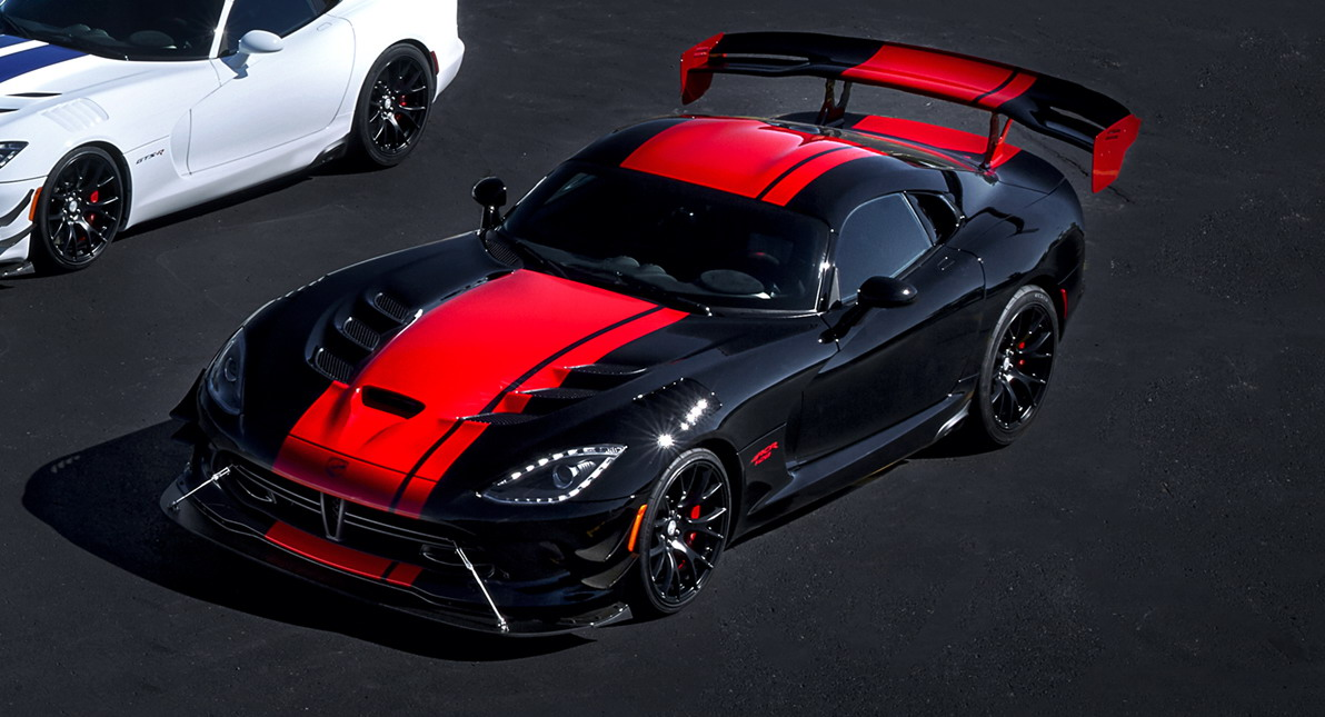 2016 Dodge Viper 1:28 Edition ACR | Top Speed