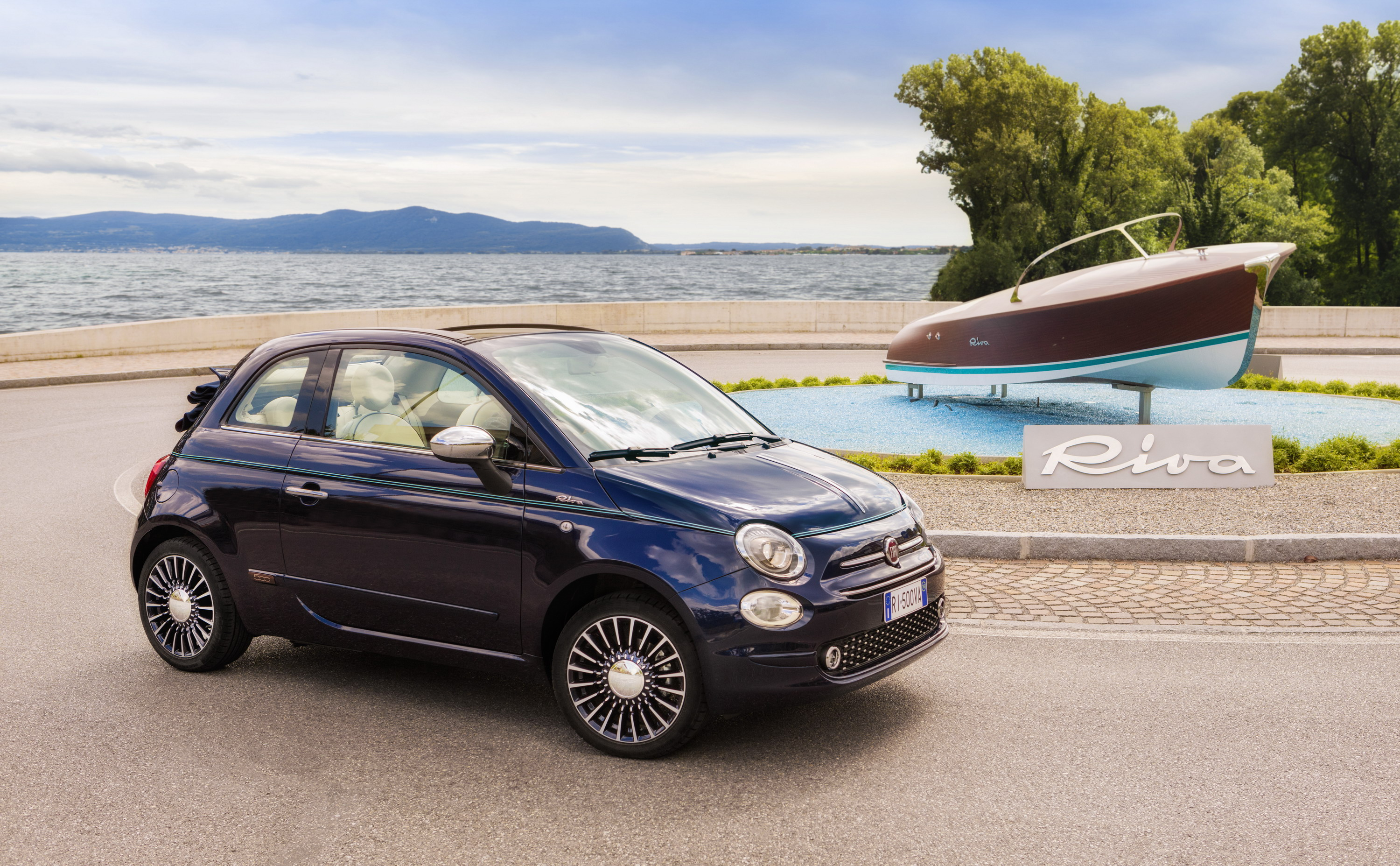 2016 Fiat 500 Riva Top Speed 1957 For Sale
