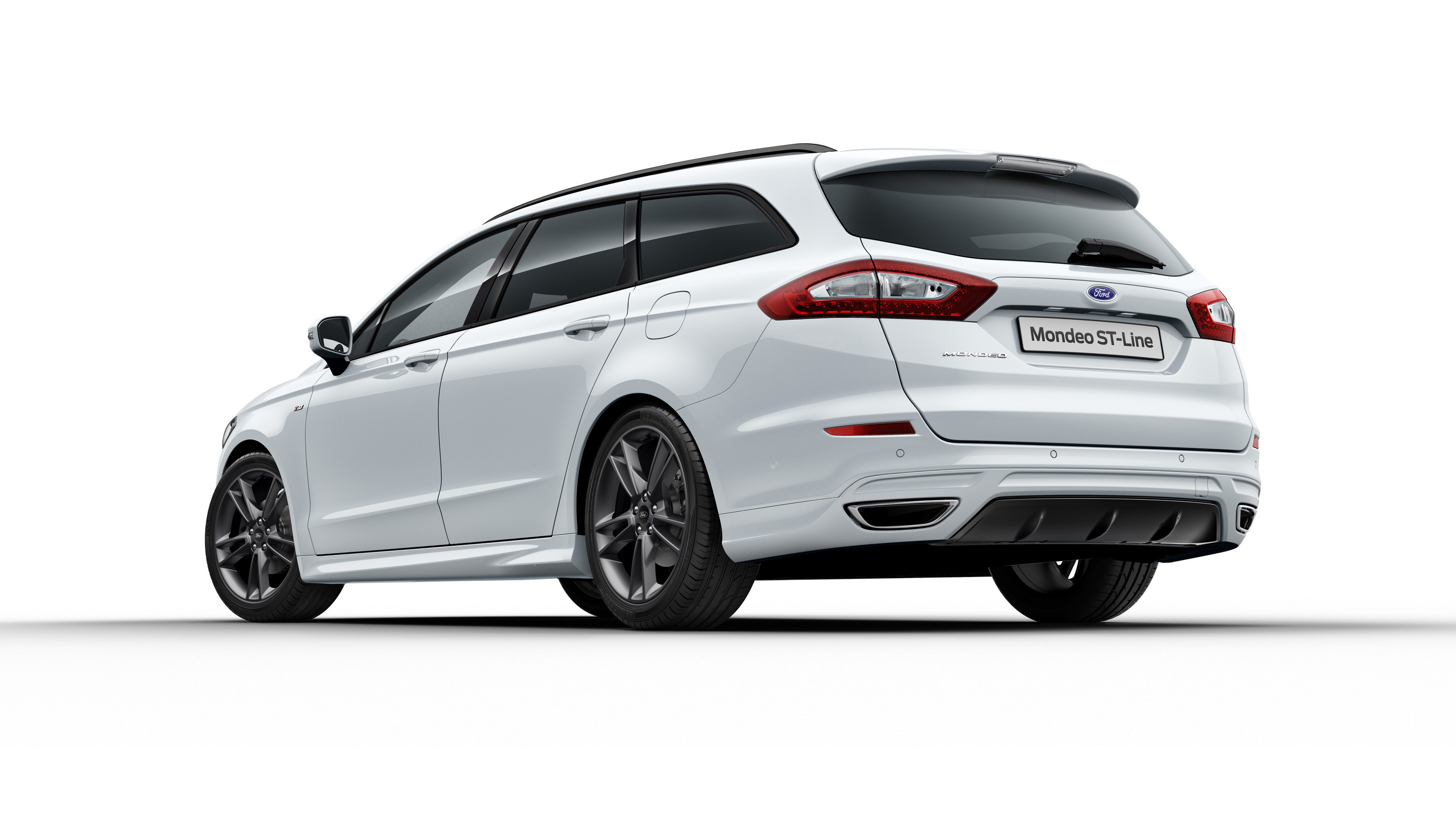 Ford Mondeo St 2017 >> 2016 Ford Mondeo St Line Top Speed