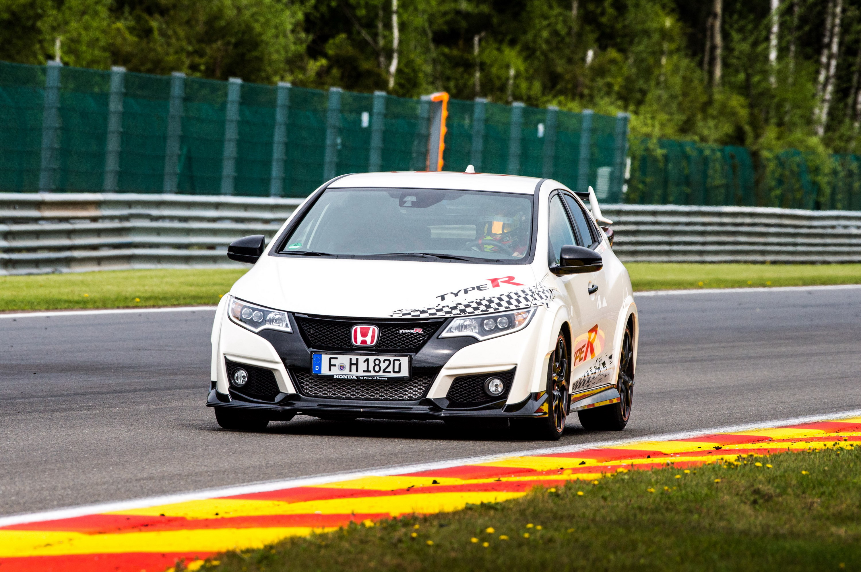 The 6 Fastest Front-wheel Drive Cars Around The Nurburgring