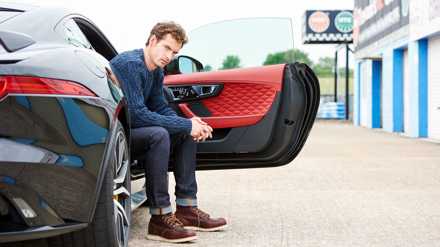 Jaguar F Type Coupe >> Jaguar Kicks Off Wimbledon Campaign With Commercial Starring Andy Murray: Video | Top Speed