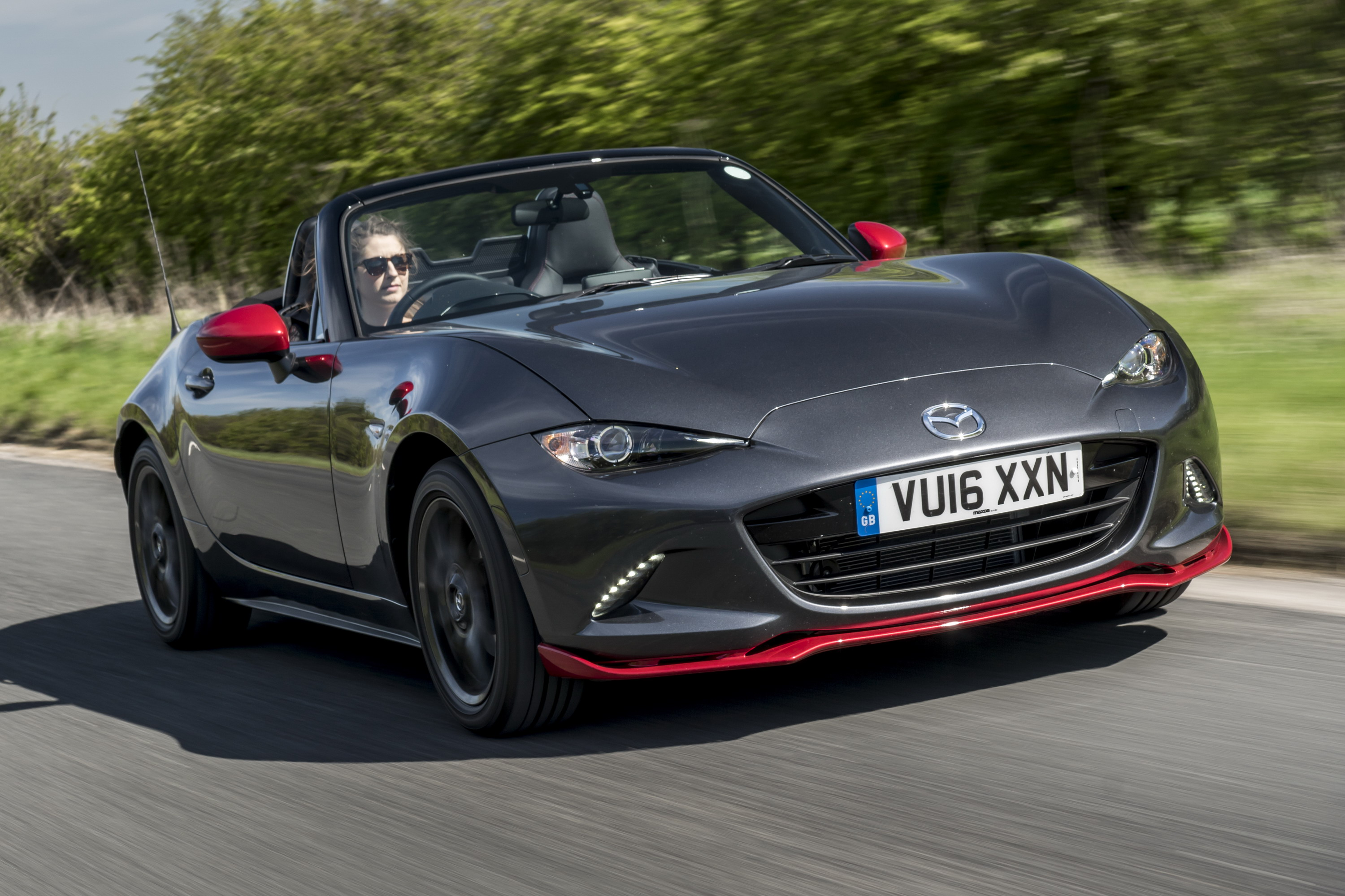 2016 Mazda MX 5 Icon Special Edition | Top Speed. »