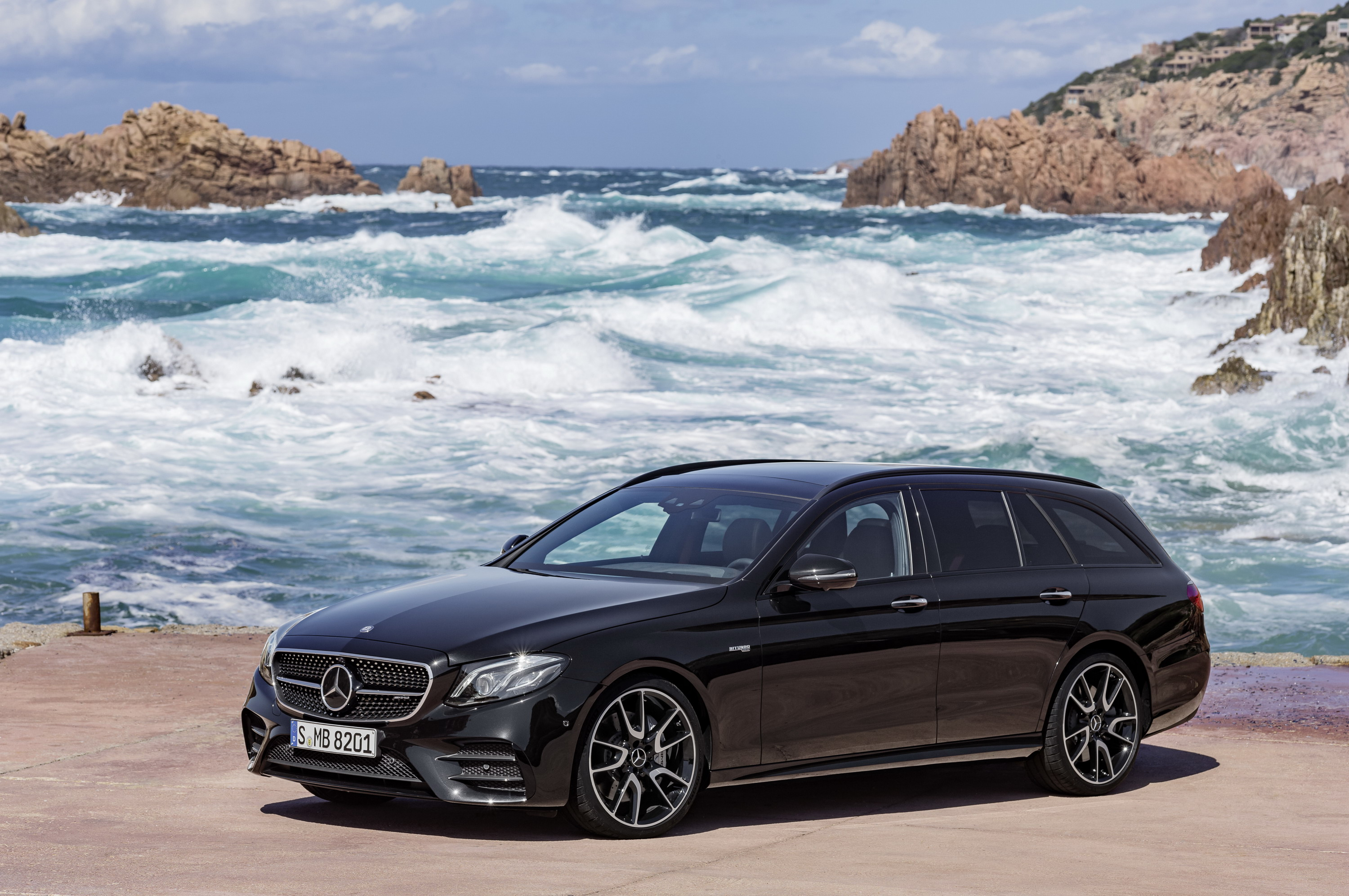 2017 Mercedes-AMG E43 4Matic Estate | Top Speed