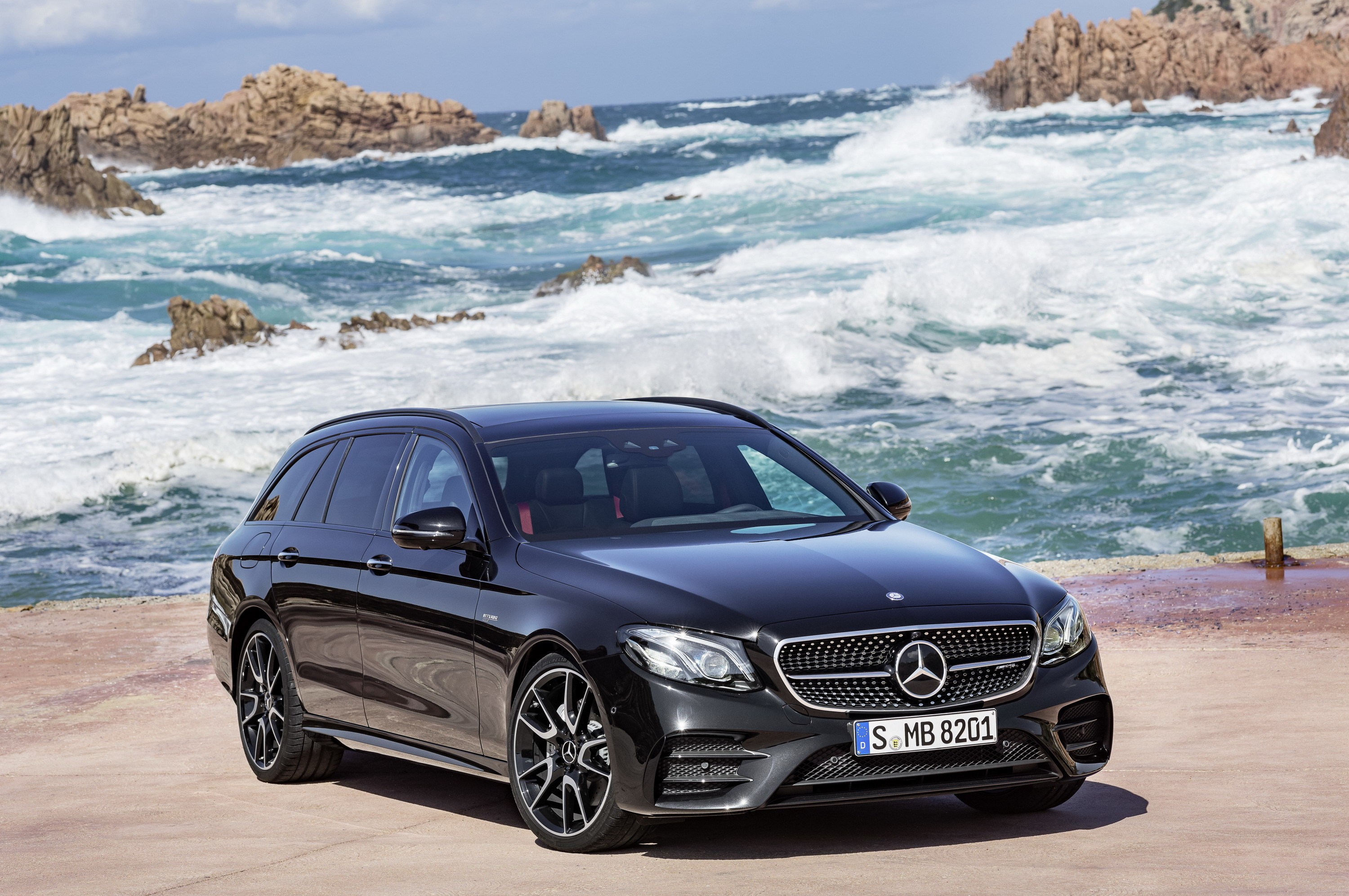 2017 Mercedes Amg E43 4matic Estate Top Speed