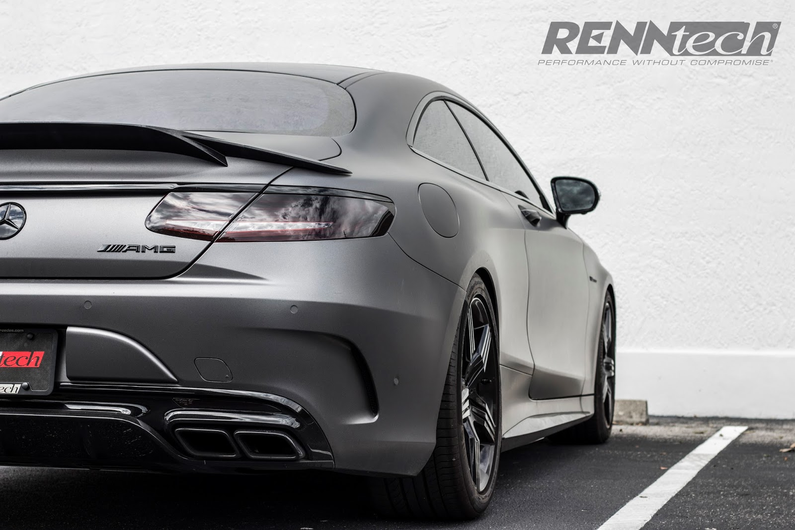 2016 Mercedes-AMG S63 Coupe By Renntech | Top Speed
