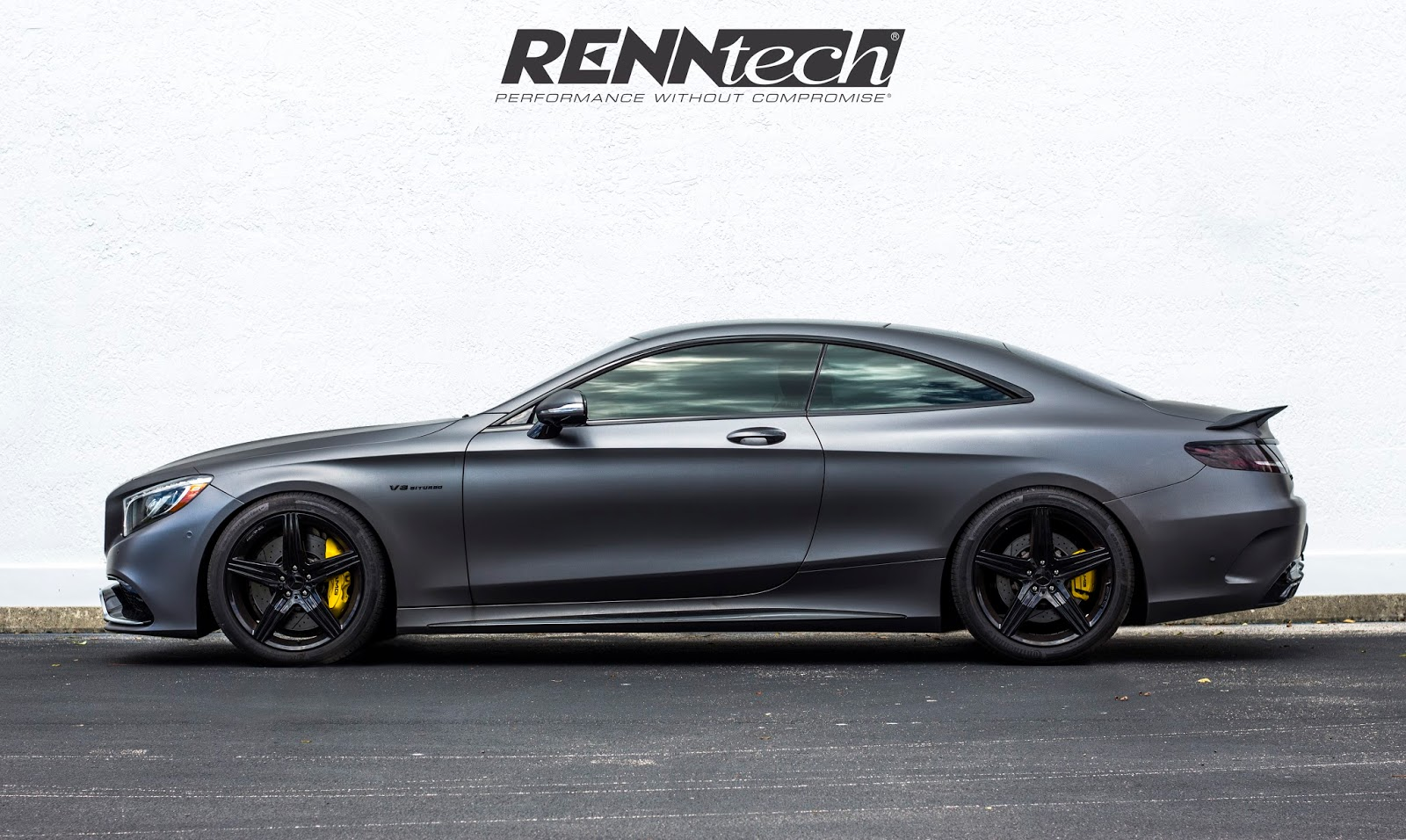 2016 Mercedes Amg S63 Coupe By Renntech Top Speed