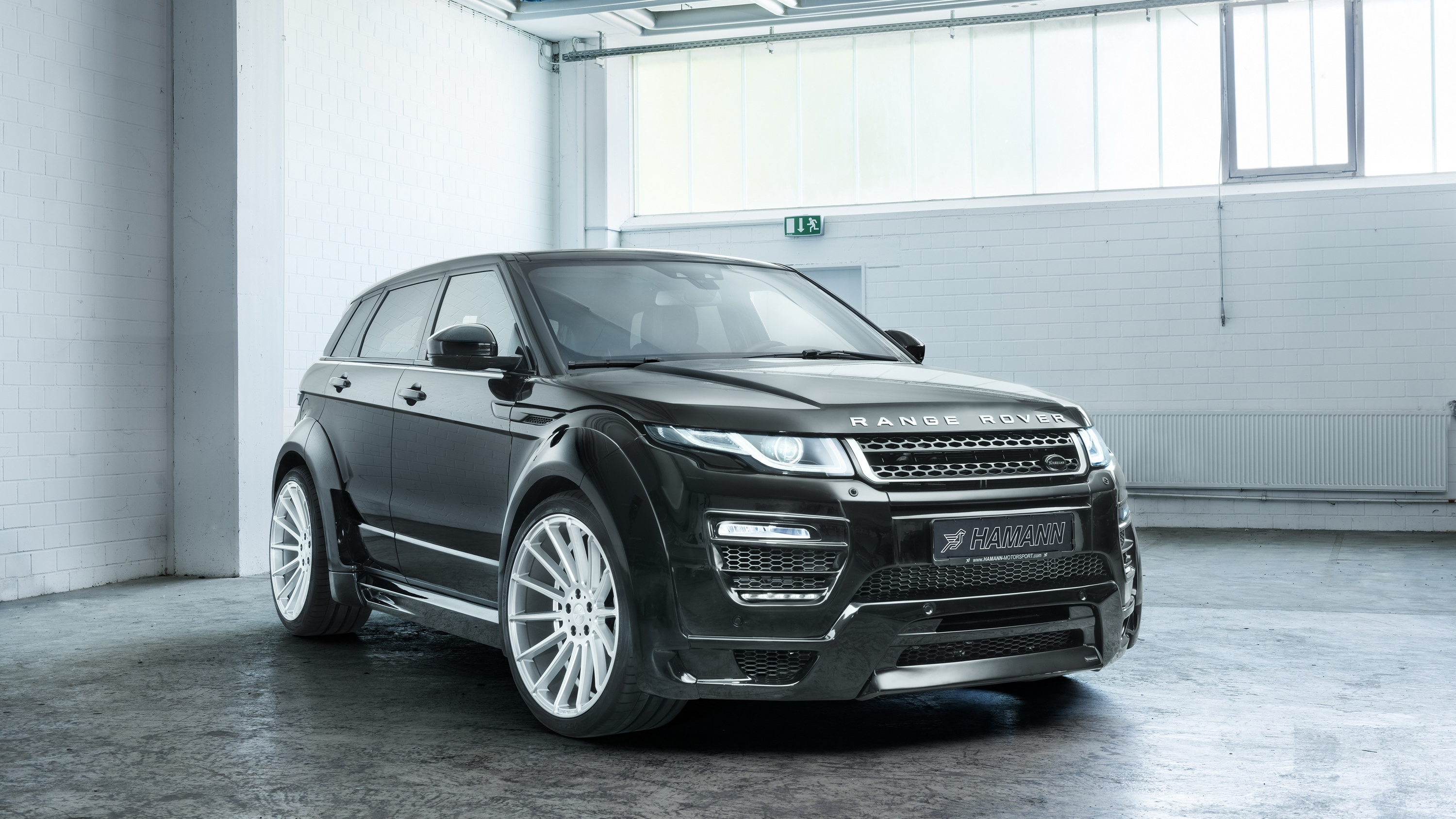 2016 range rover evoque by hamann review top speed. Black Bedroom Furniture Sets. Home Design Ideas