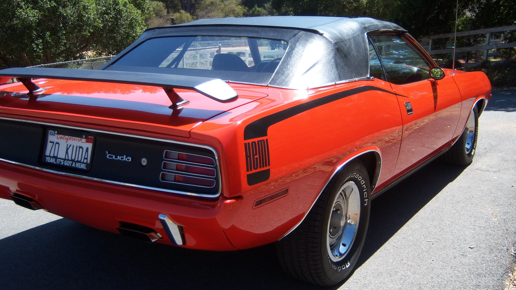 1964 - 1974 Plymouth Baracuda History Review - Top Speed