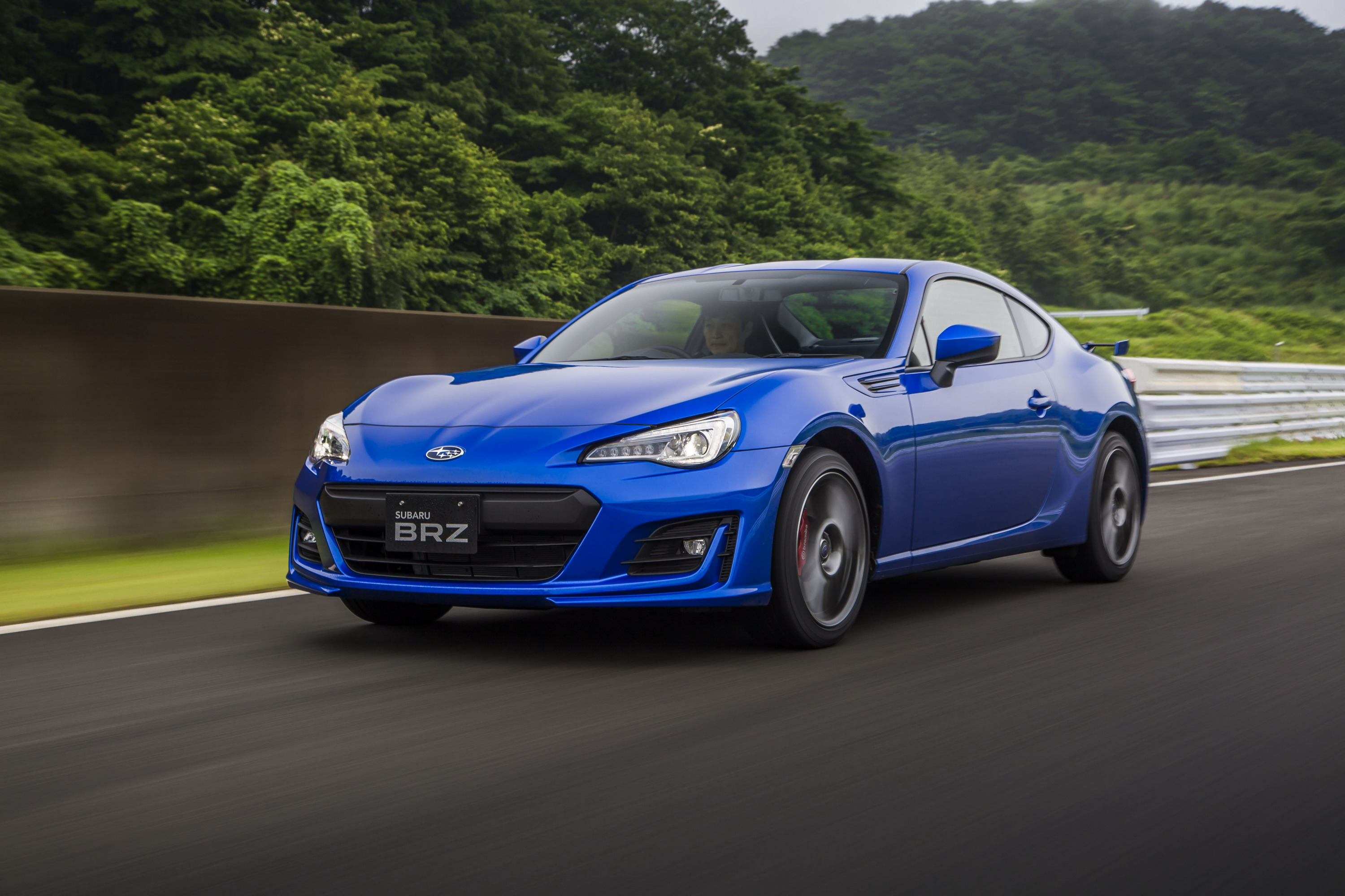 2017 Subaru BRZ | Top Speed