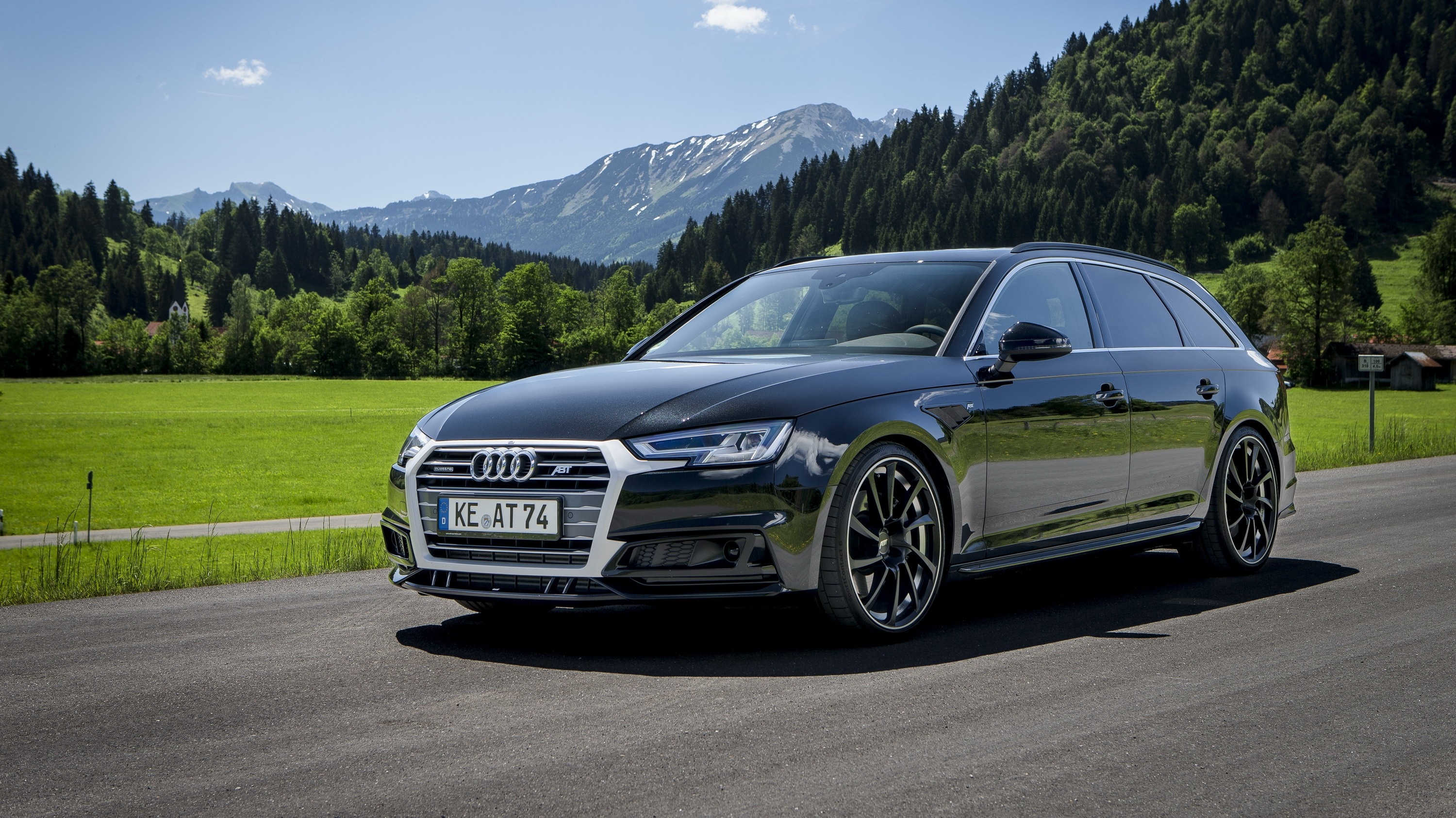 Audi As4 By Abt Sportsline Pictures Photos Wallpapers Top Speed