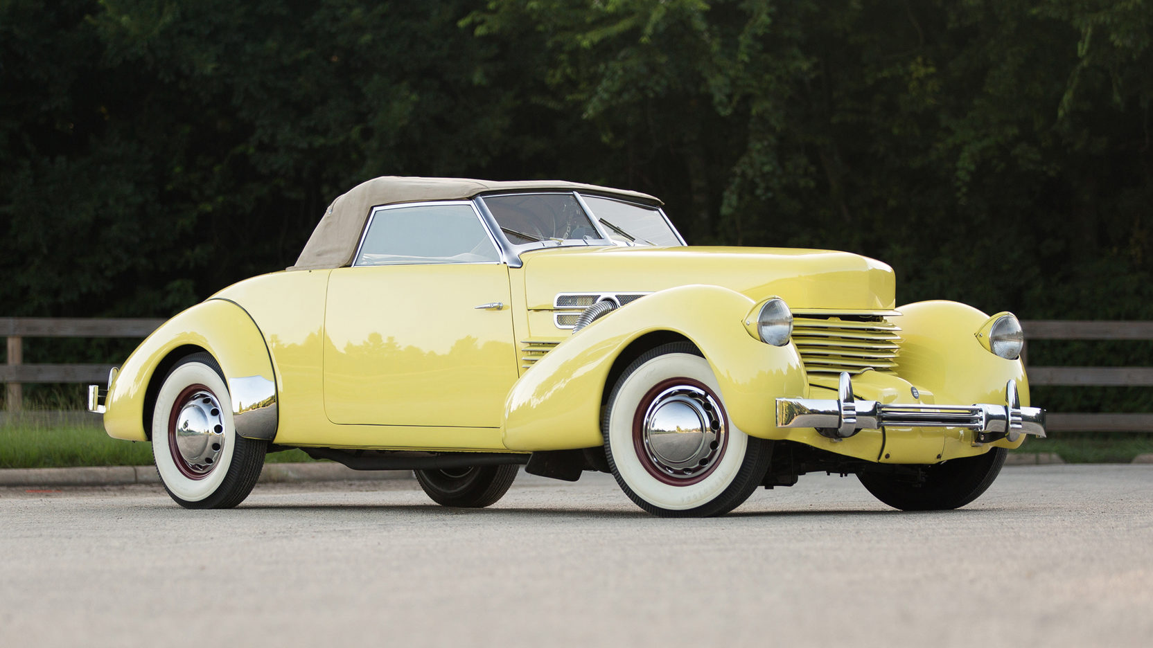1937 cord 812 sportsman top speed for Cord motor car for sale