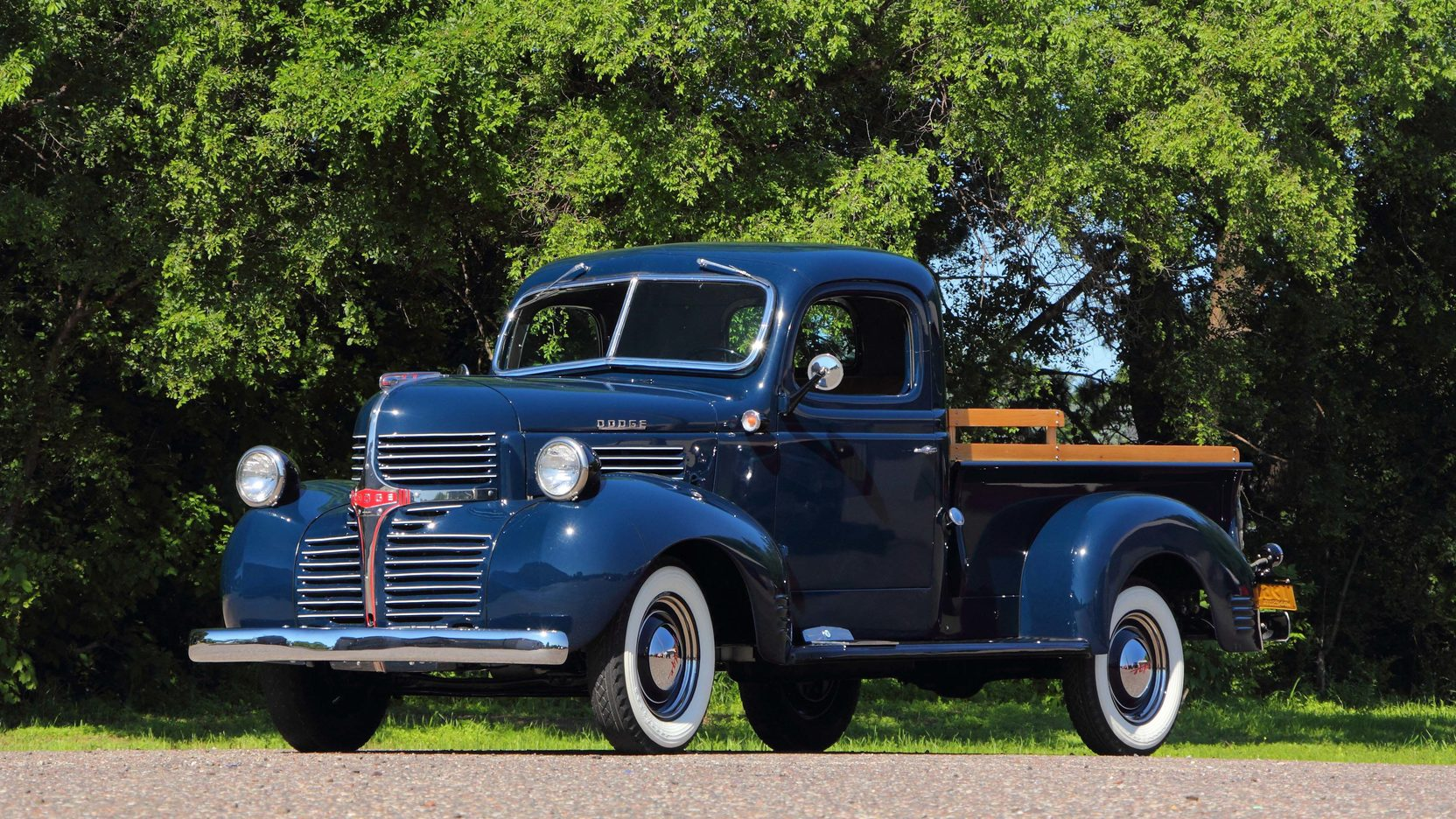 1945 Dodge Pickup Top Speed 1941 Truck Tailgate