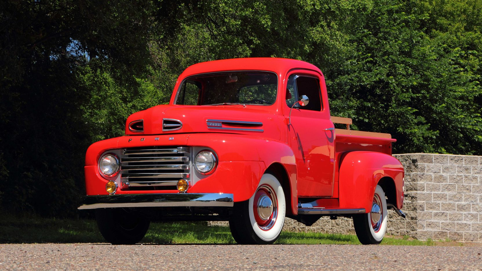 1950 Ford F47 Pickup | Top Speed