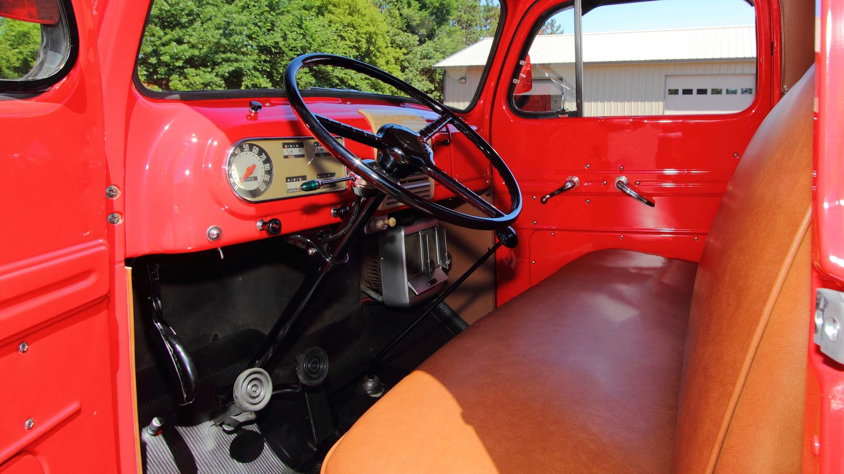 1950 Ford F47 Pickup Top Speed 1950s F100