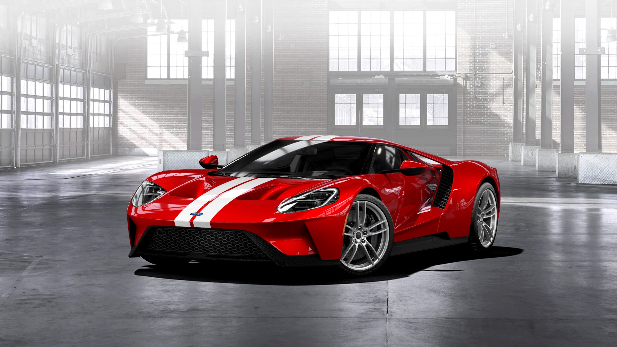 Ford Gt Needs More Than K In Dealer Service Center Upgrades Top Speed