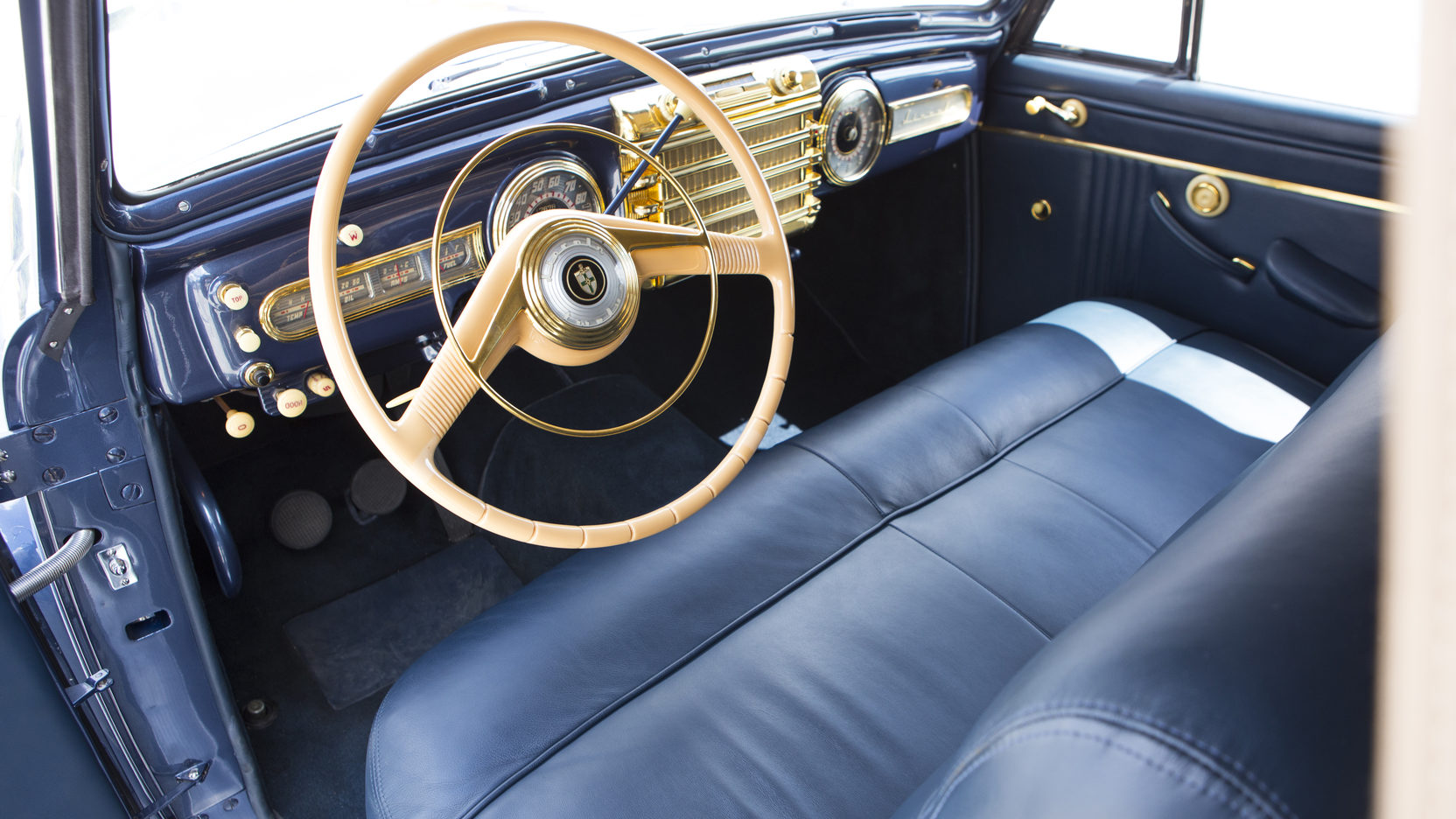 1942 Lincoln Continental Cabriolet Top Speed 1941 Town Car
