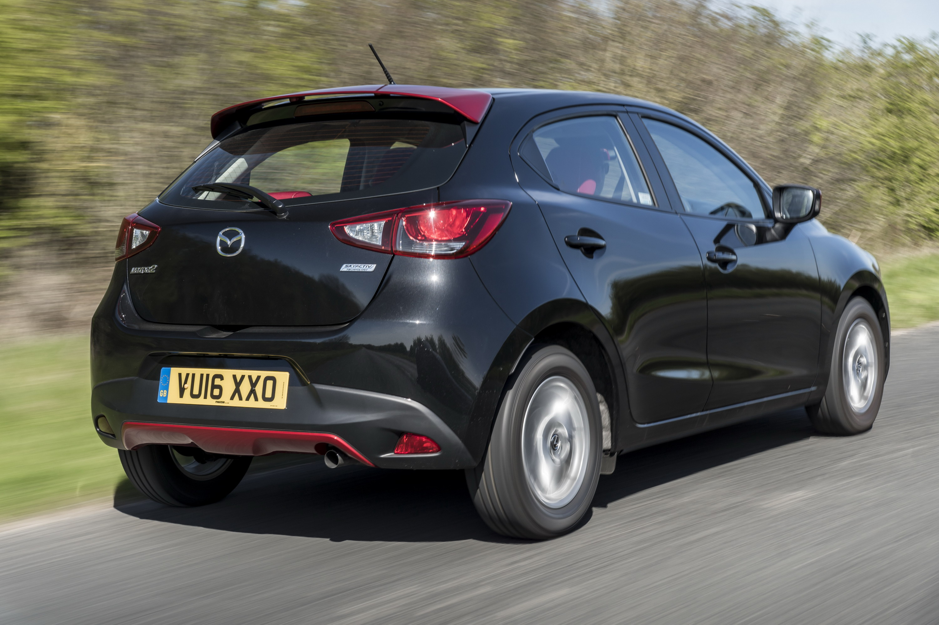 2016 mazda2 red edition top speed
