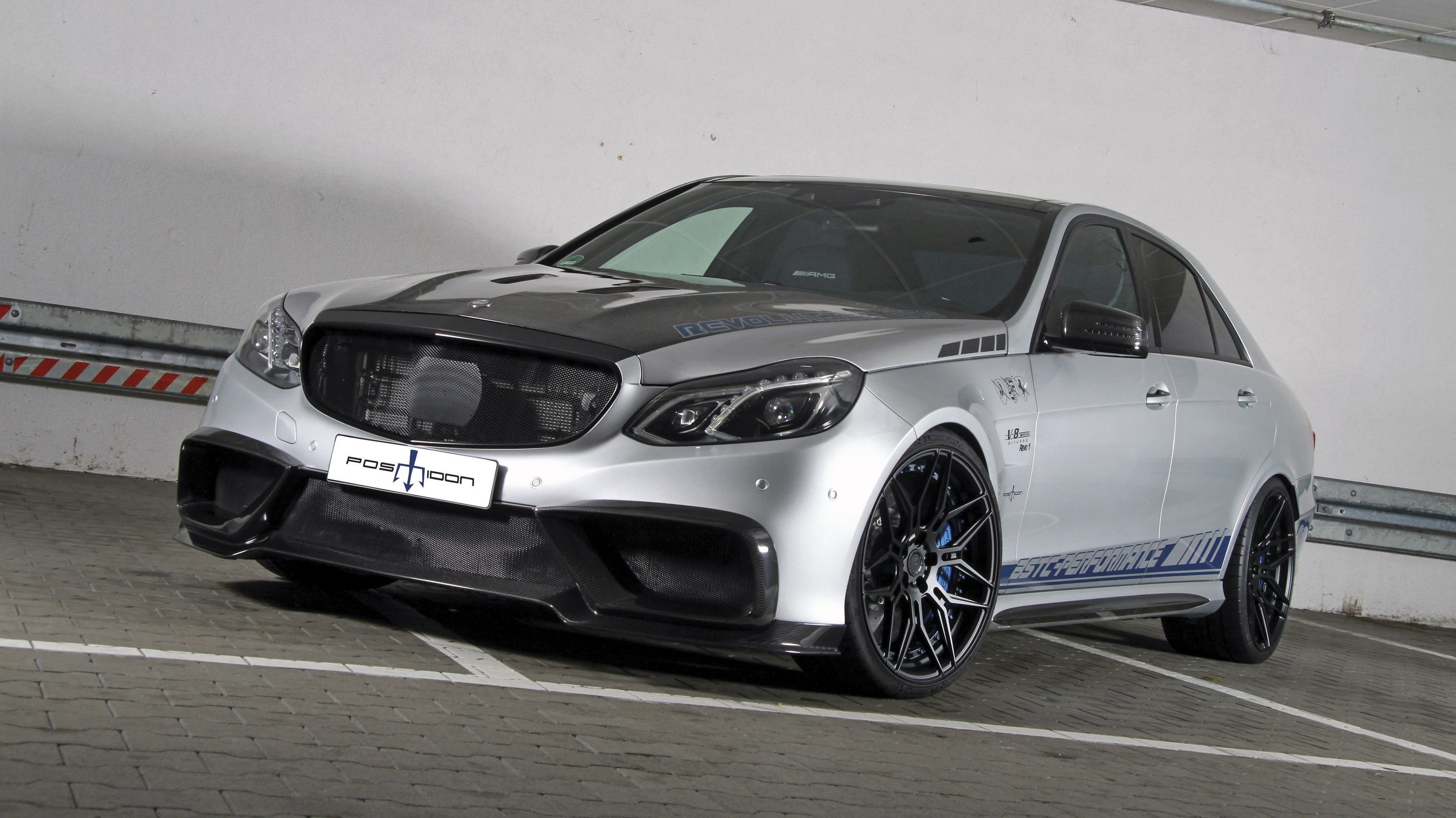 2016 mercedes amg e63 rs850 by posaidon top speed