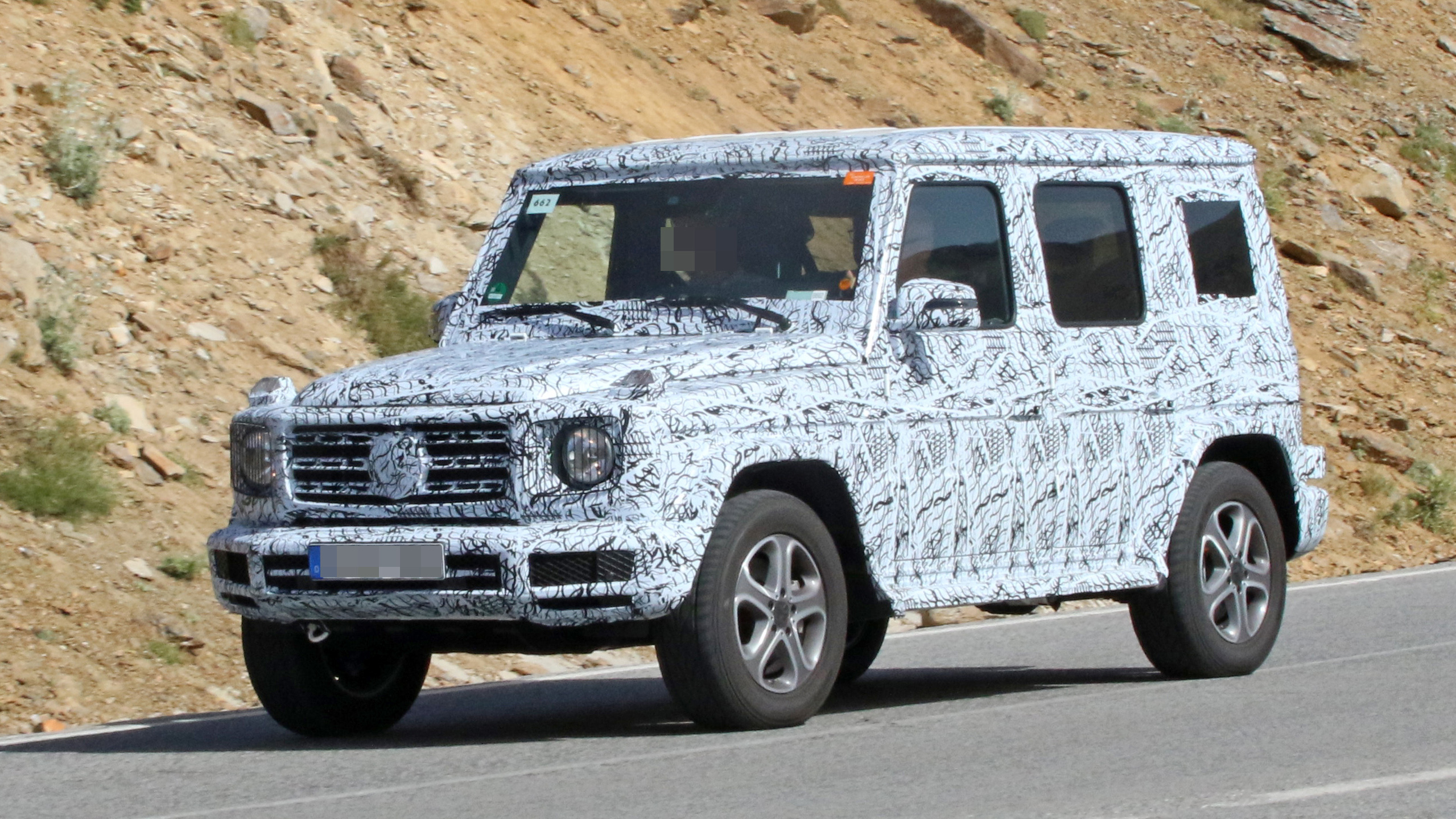 2018 mercedes benz g class review top speed for Mercedes benz g wagon review