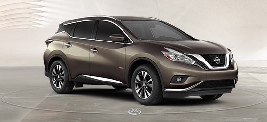 2016 Nissan Murano Hybrid | Top Speed