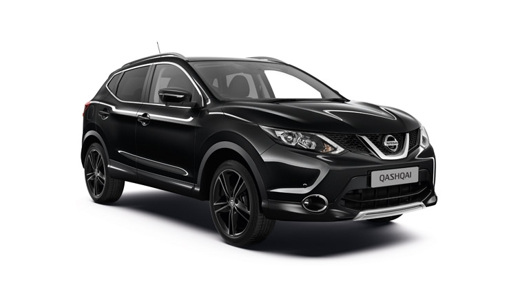 2016 Nissan Qashqai Black Edition Sv Review Top Speed
