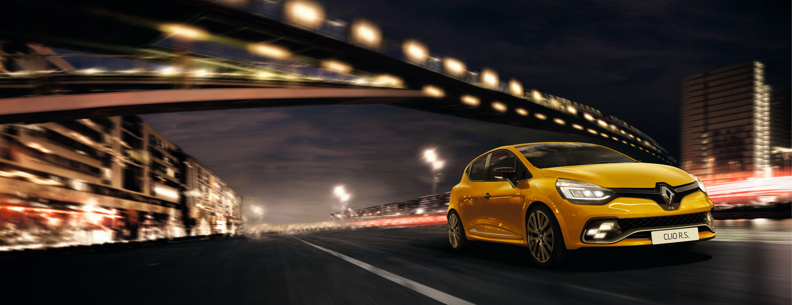 2017 Renault Clio R S  | Top Speed