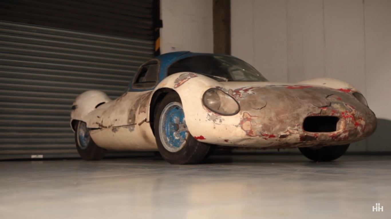 unique british race car from the 1960s auctioned for more