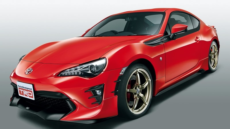 2017 Toyota 86 Trd Pictures Photos Wallpapers Top Speed