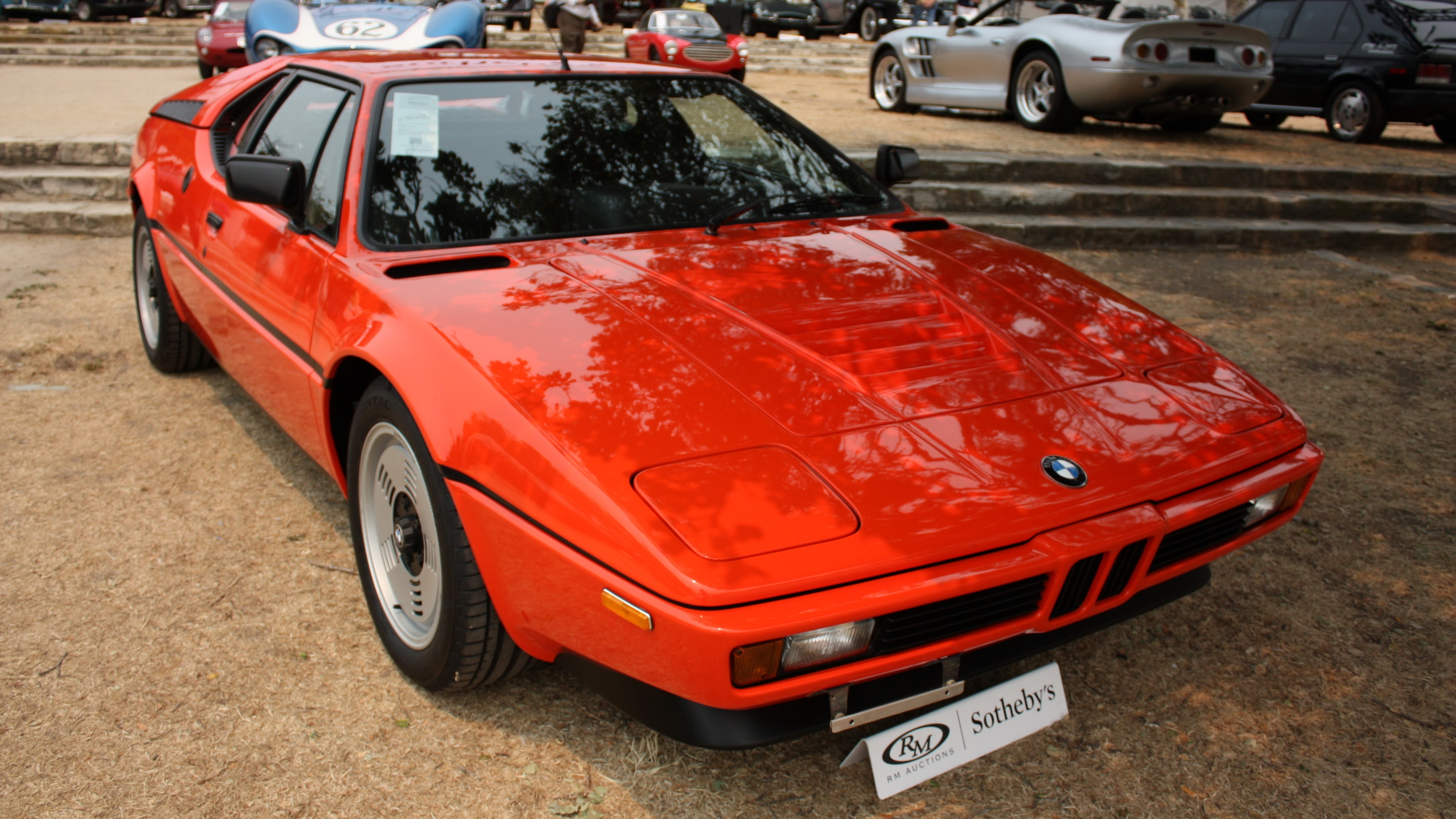 1978 - 1981 BMW M1 | Top Speed