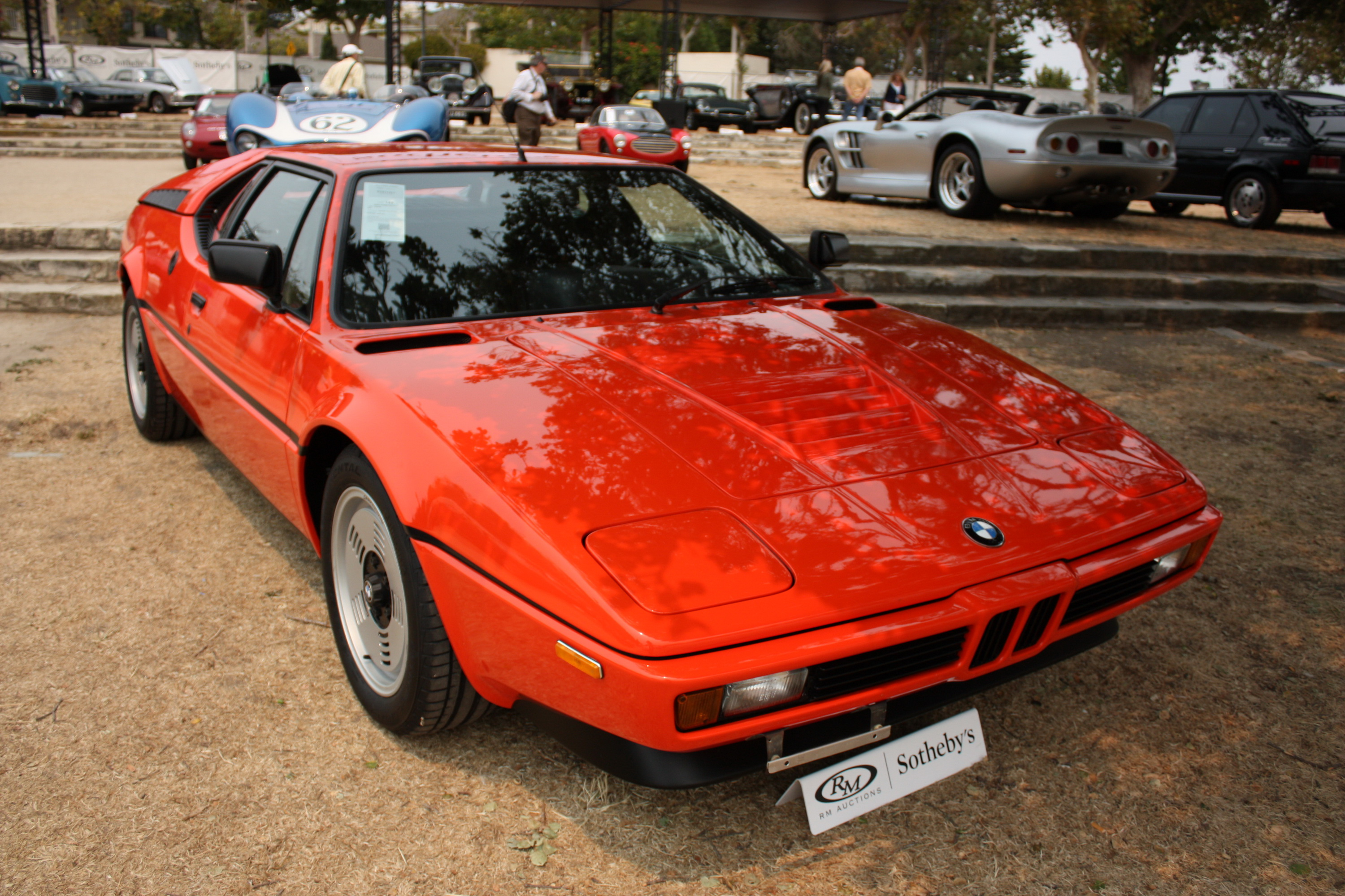 1978   1981 BMW M1 | Top Speed. »