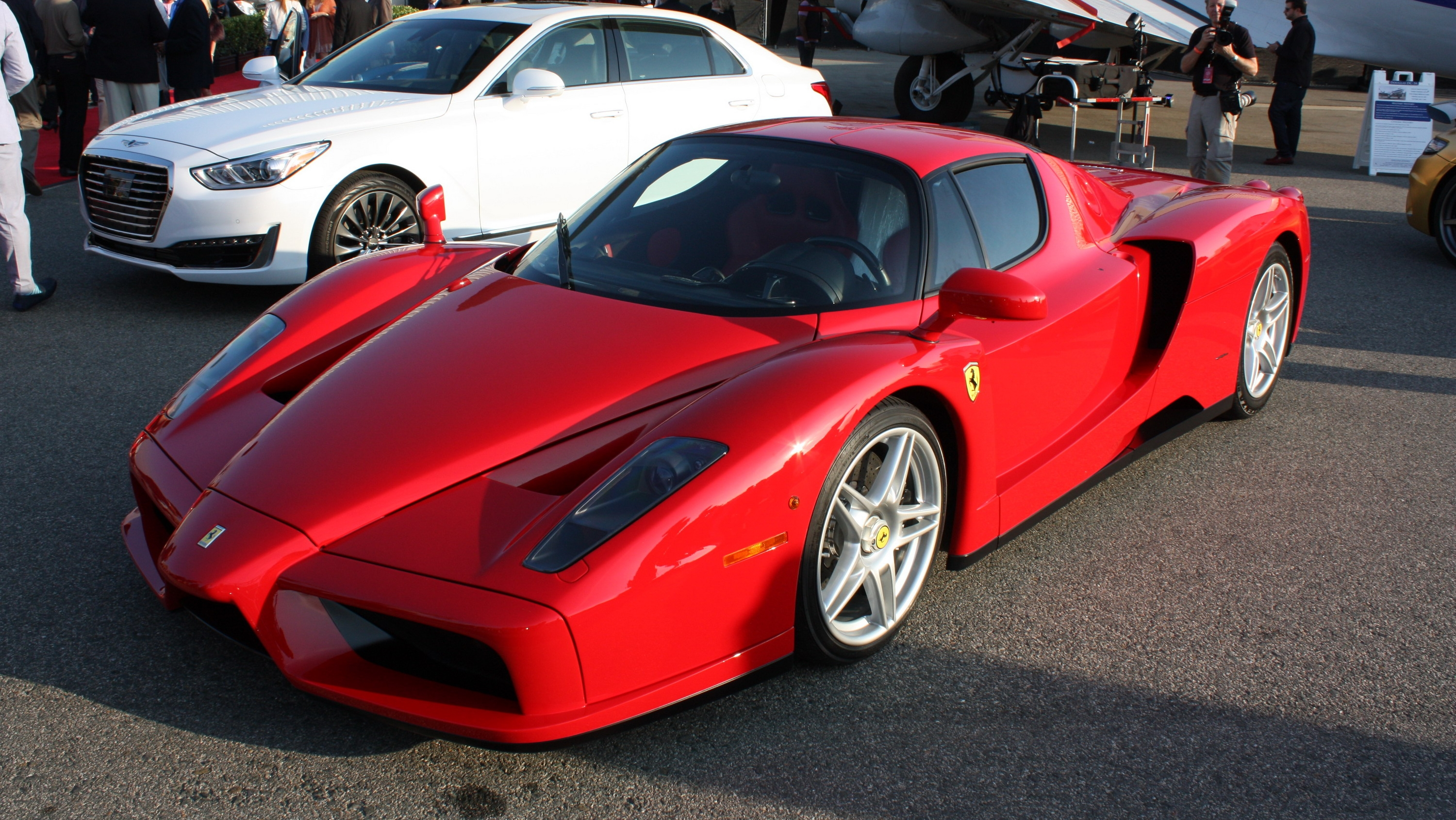 2003 2004 Ferrari Enzo Top Speed