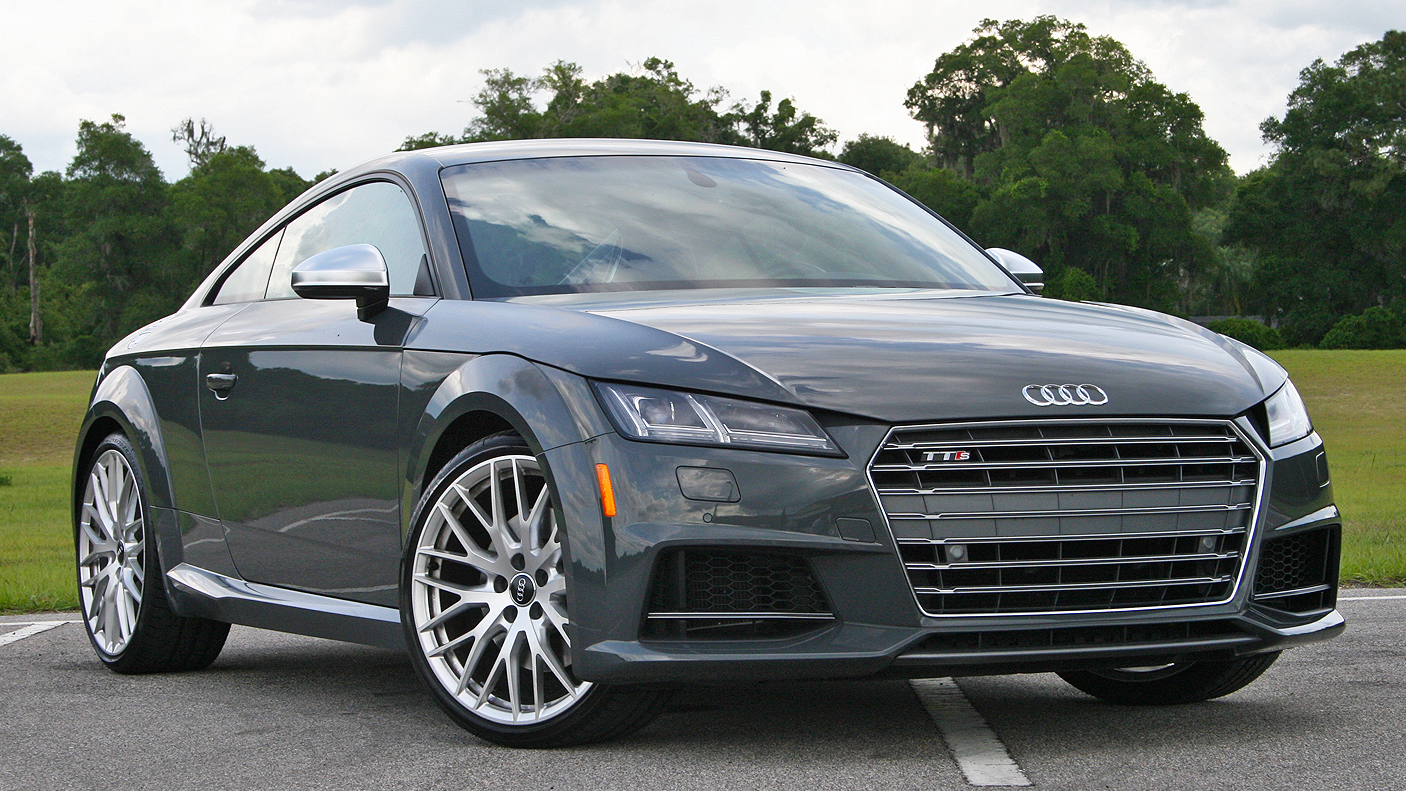 2016 audi tts coupe driven top speed. Black Bedroom Furniture Sets. Home Design Ideas