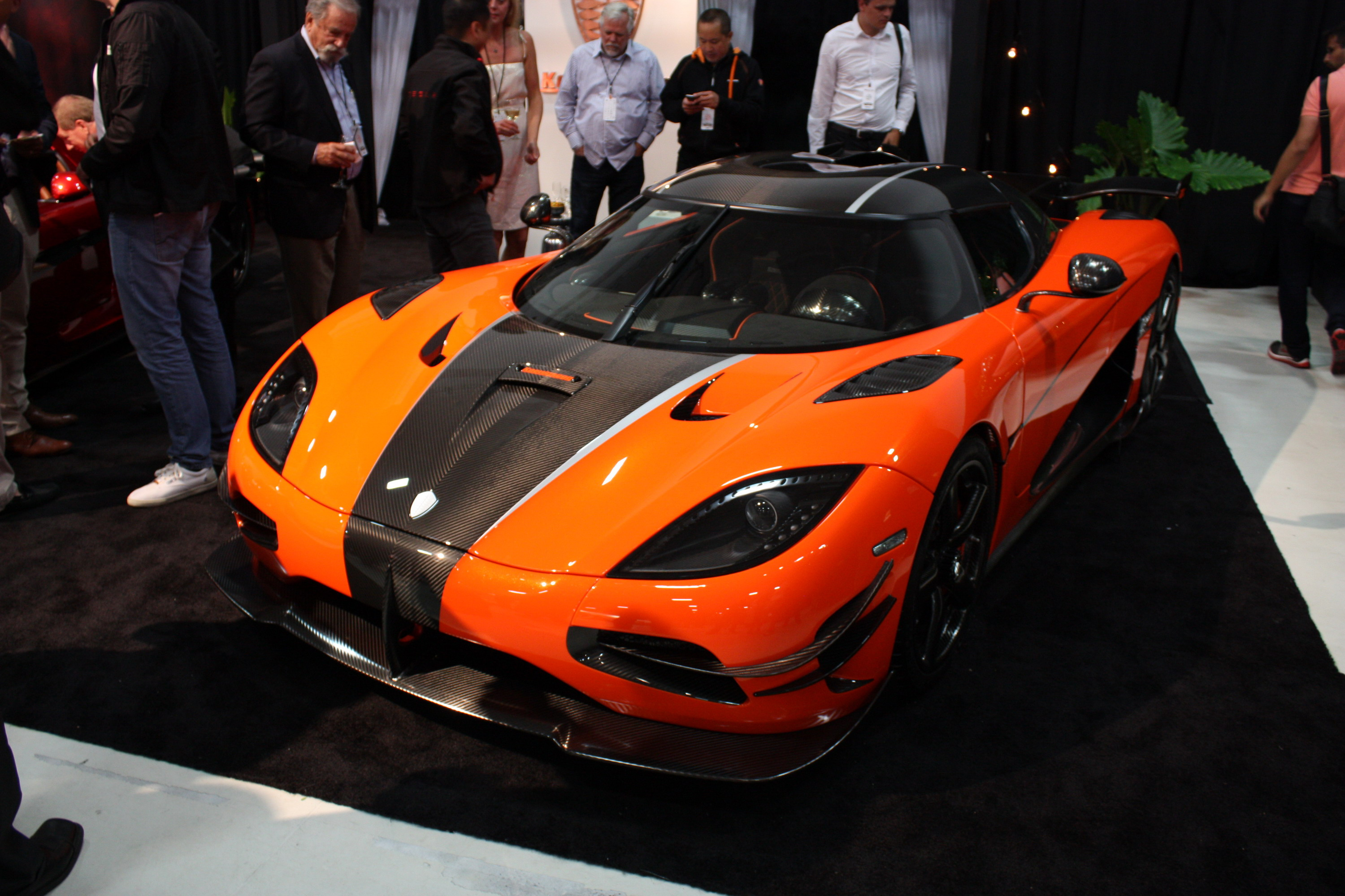 2016 Koenigsegg Agera XS | Top Speed. »