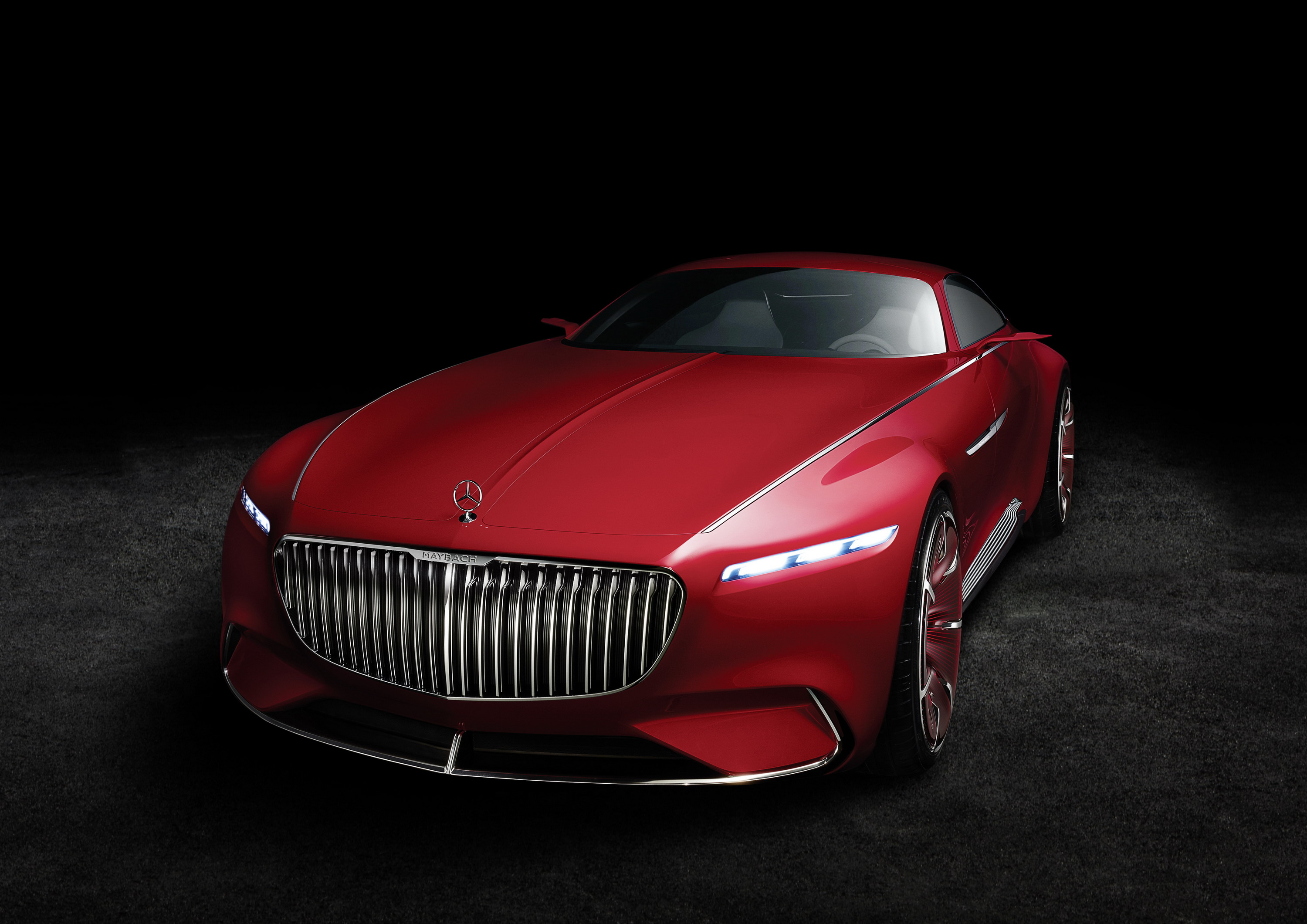 Delicieux 2016 Mercedes Maybach Vision 6 Review Top Speed. »