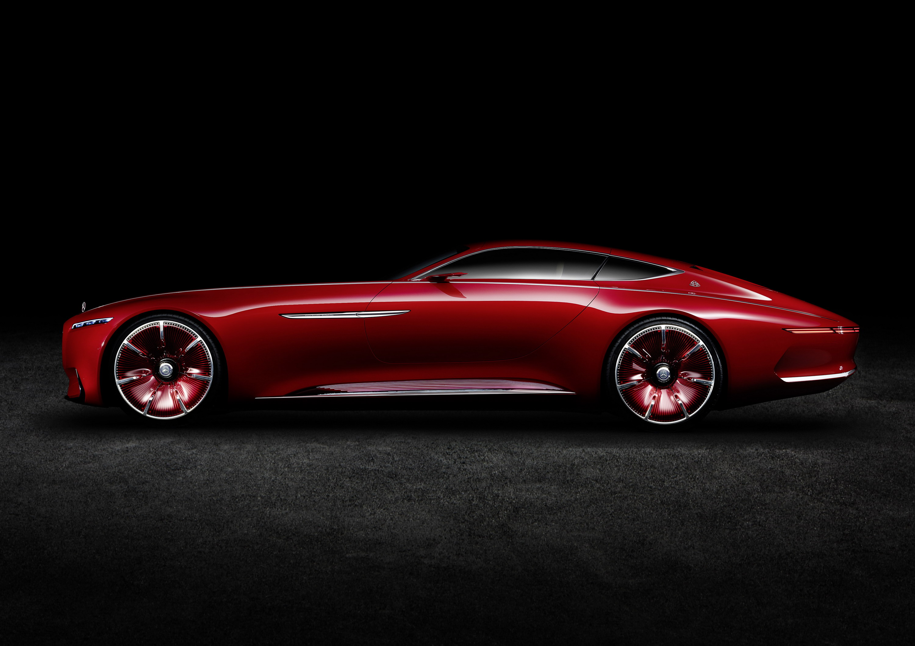 High Quality 2016 Mercedes Maybach Vision 6 | Top Speed. »