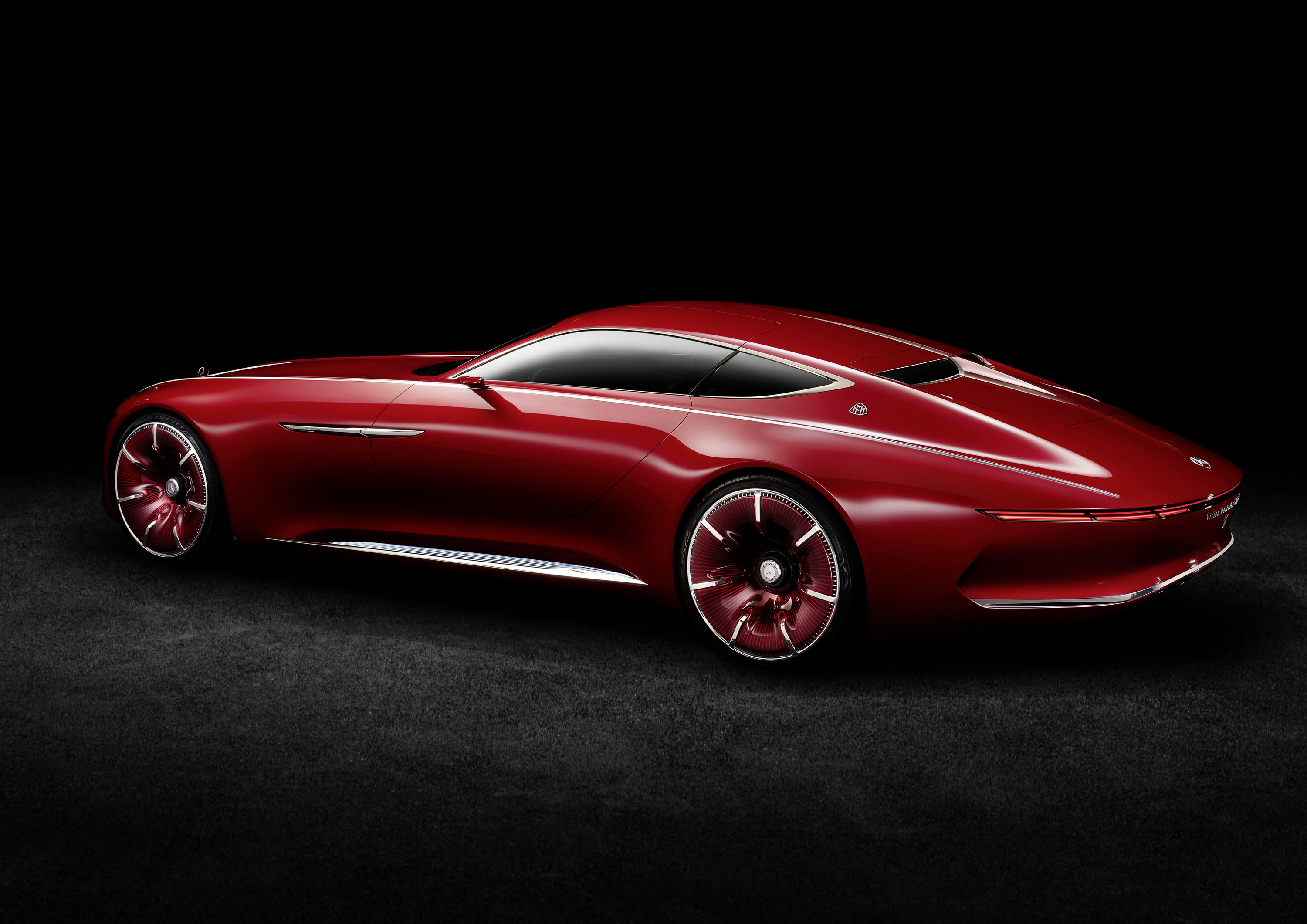 2016 Mercedes Maybach Vision 6 | Top Speed. »