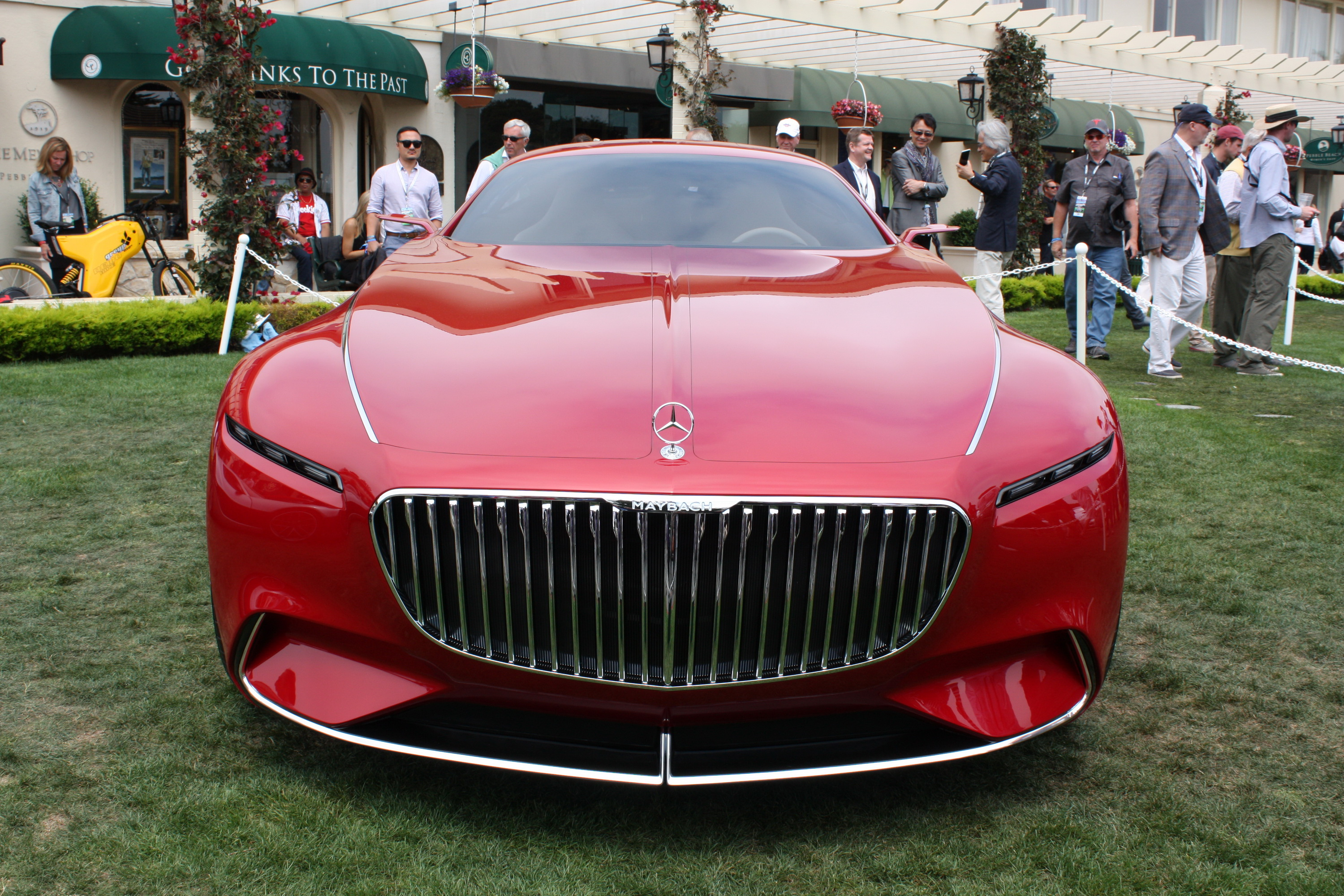 2016 mercedes maybach vision 6 gallery 685659 top speed