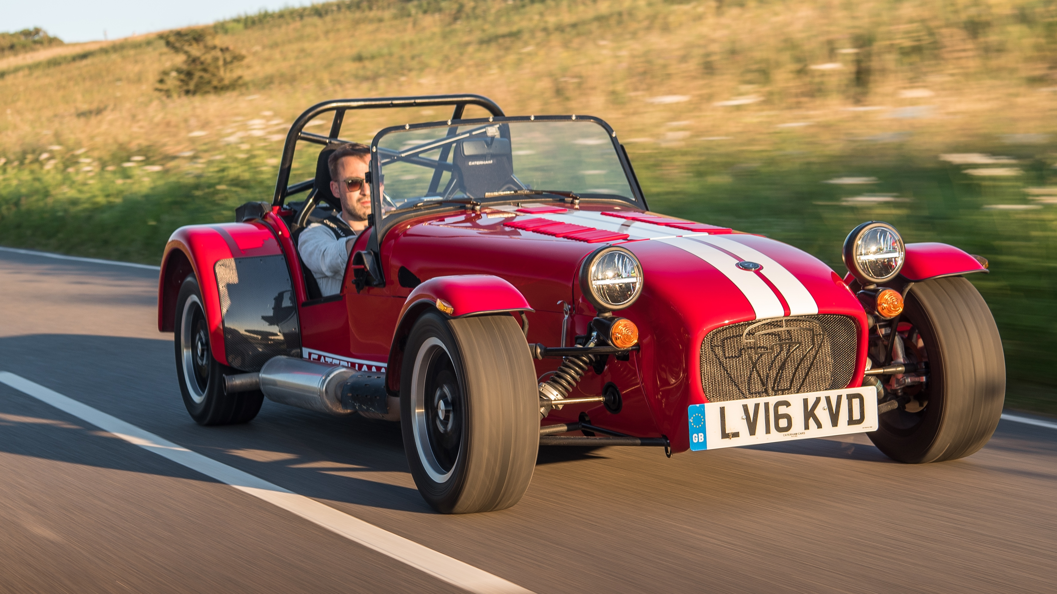 2017 Caterham Seven 310 Pictures Photos Wallpapers Top