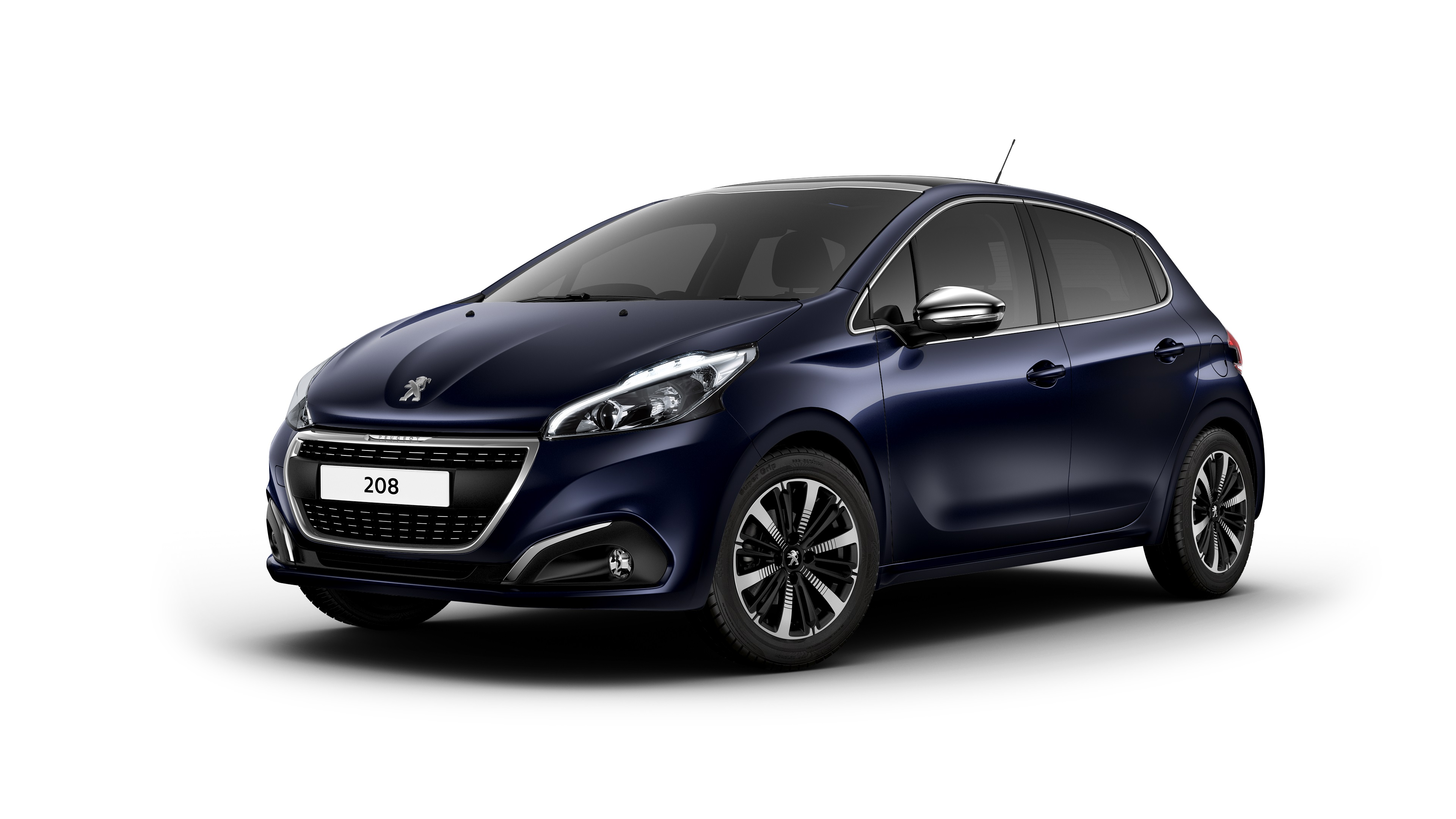 2017 peugeot 208 allure premium review gallery top speed. Black Bedroom Furniture Sets. Home Design Ideas