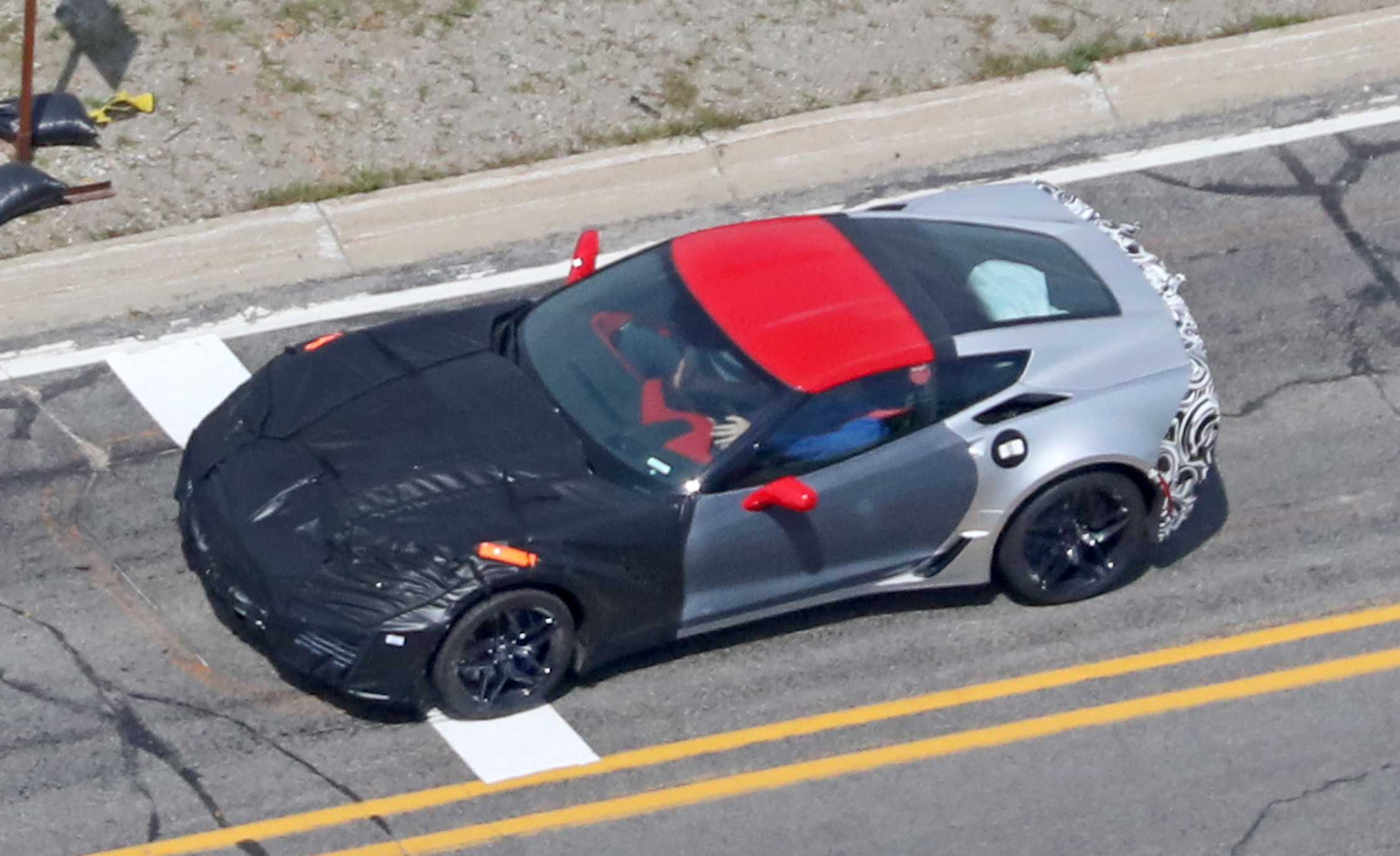 2019 Chevrolet Corvette ZR1 | Top Speed. »