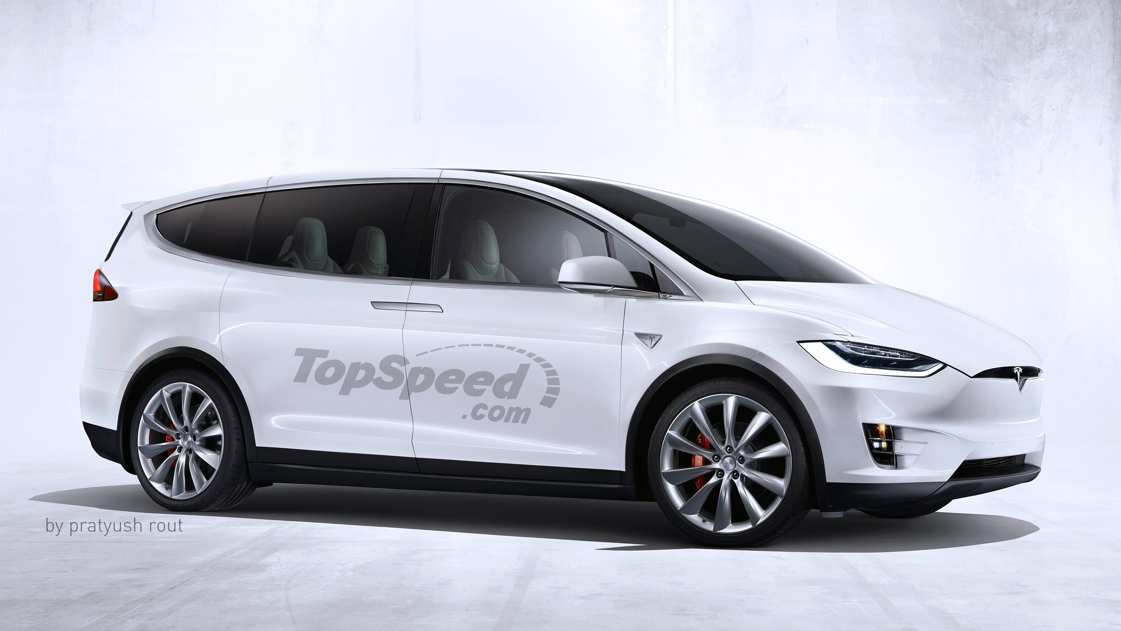 2019 Tesla Minivan Top Speed