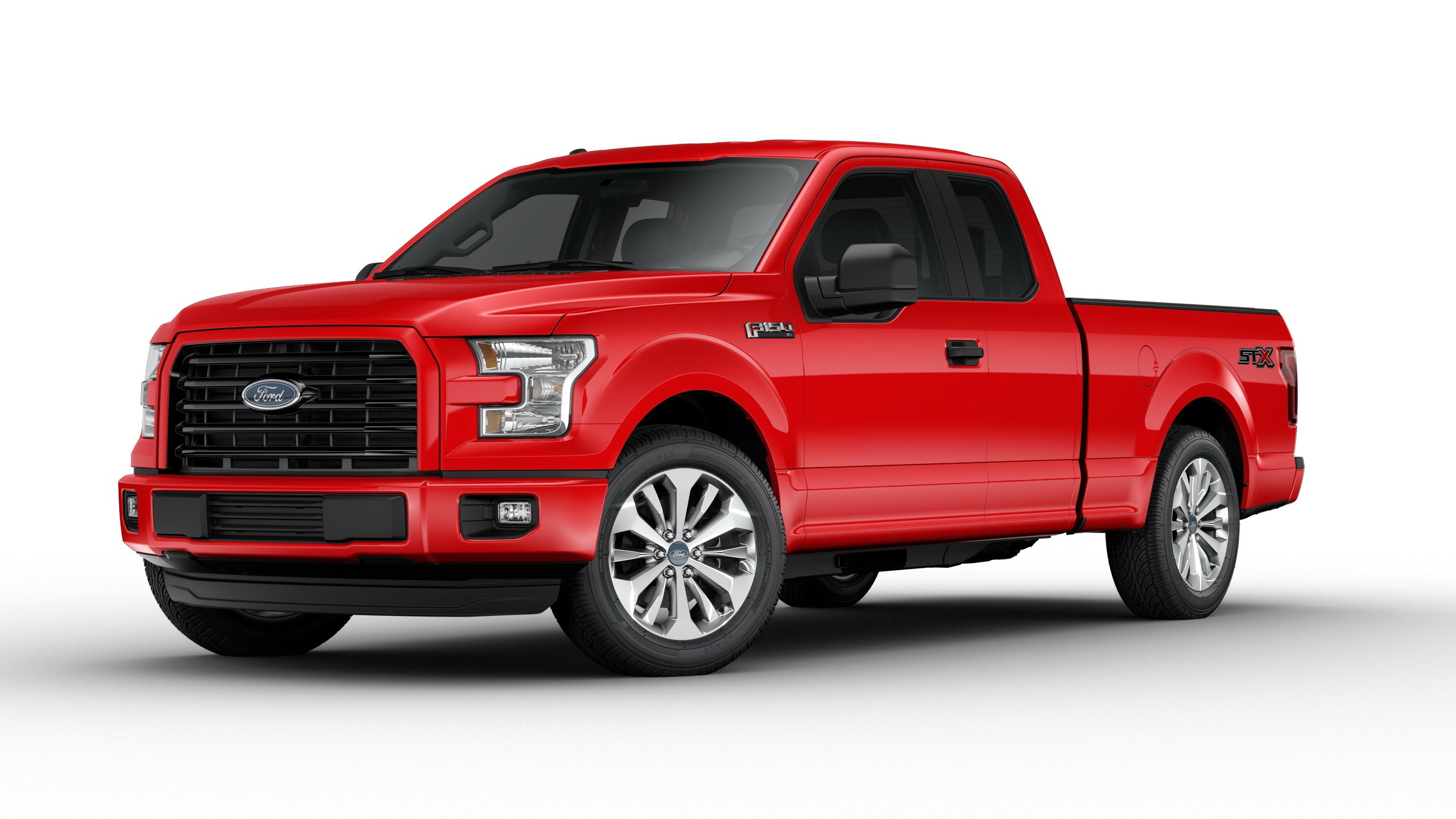 Ford is reintroducing the value minded stx trim package for the 2017 f 150 and for the first time offering it on the super duty line