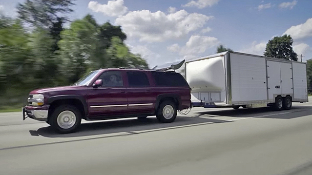 High-Mileage Suburban Proves Maintenance Matters: Video ...