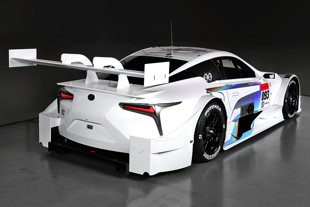 2017 Lexus Lc500 Super Gt500 Top Speed