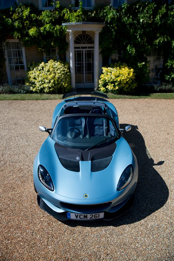 2016 Lotus Elise 250 Special Edition Top Speed