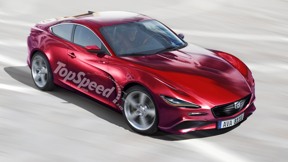 Mazda RX 9 Tipped For 2020 Launch   Top Speed. »